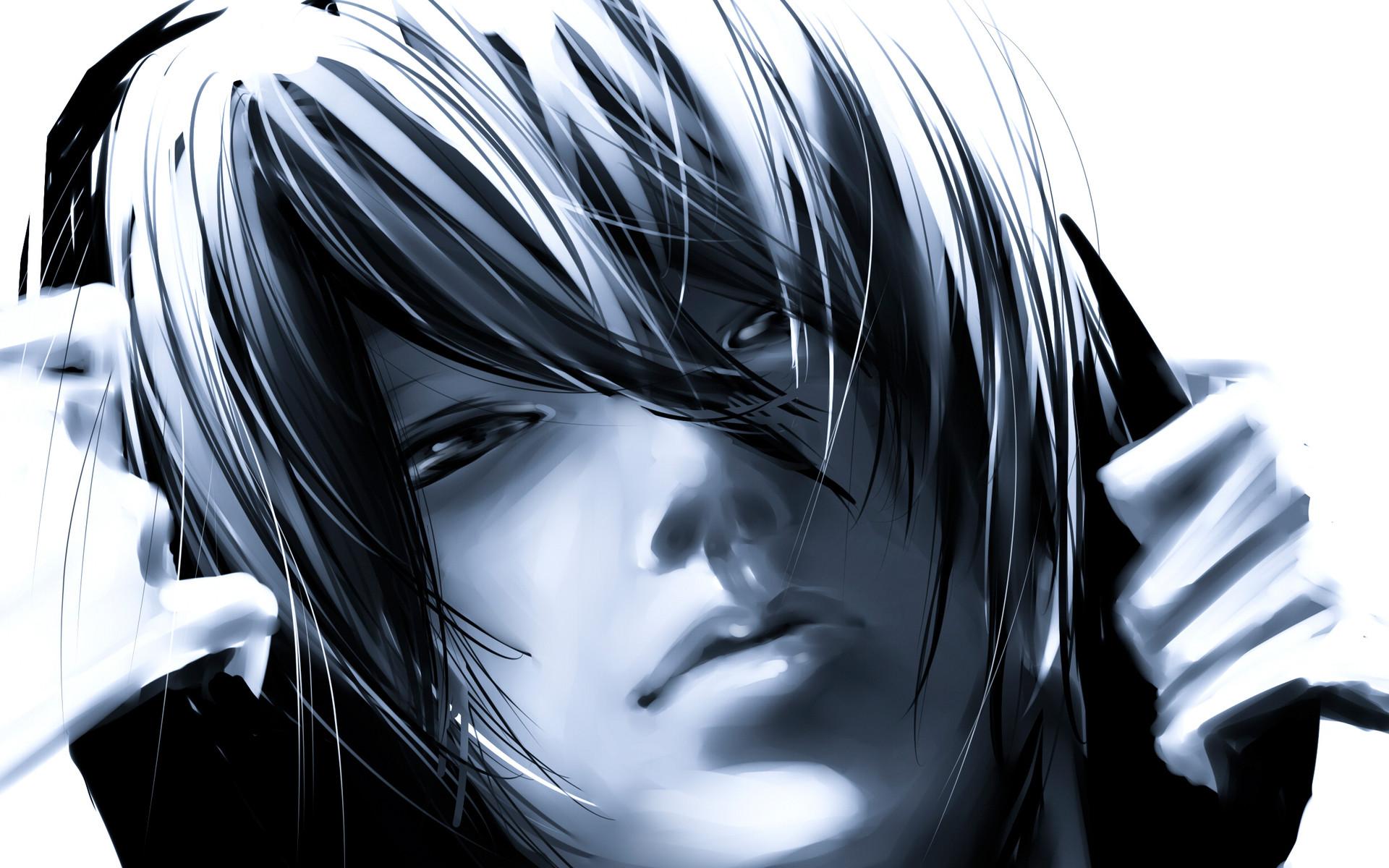 Alone Bad Boy Anime Boy Wallpaper Top Anime Wallpaper