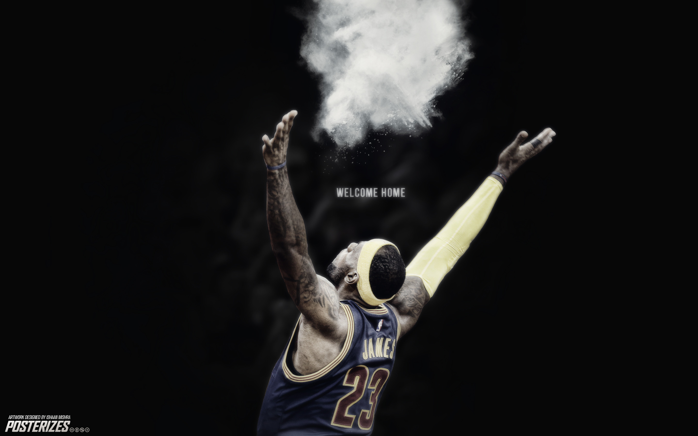2880x1800 LeBron, James, Wallpaper, For, Ps3