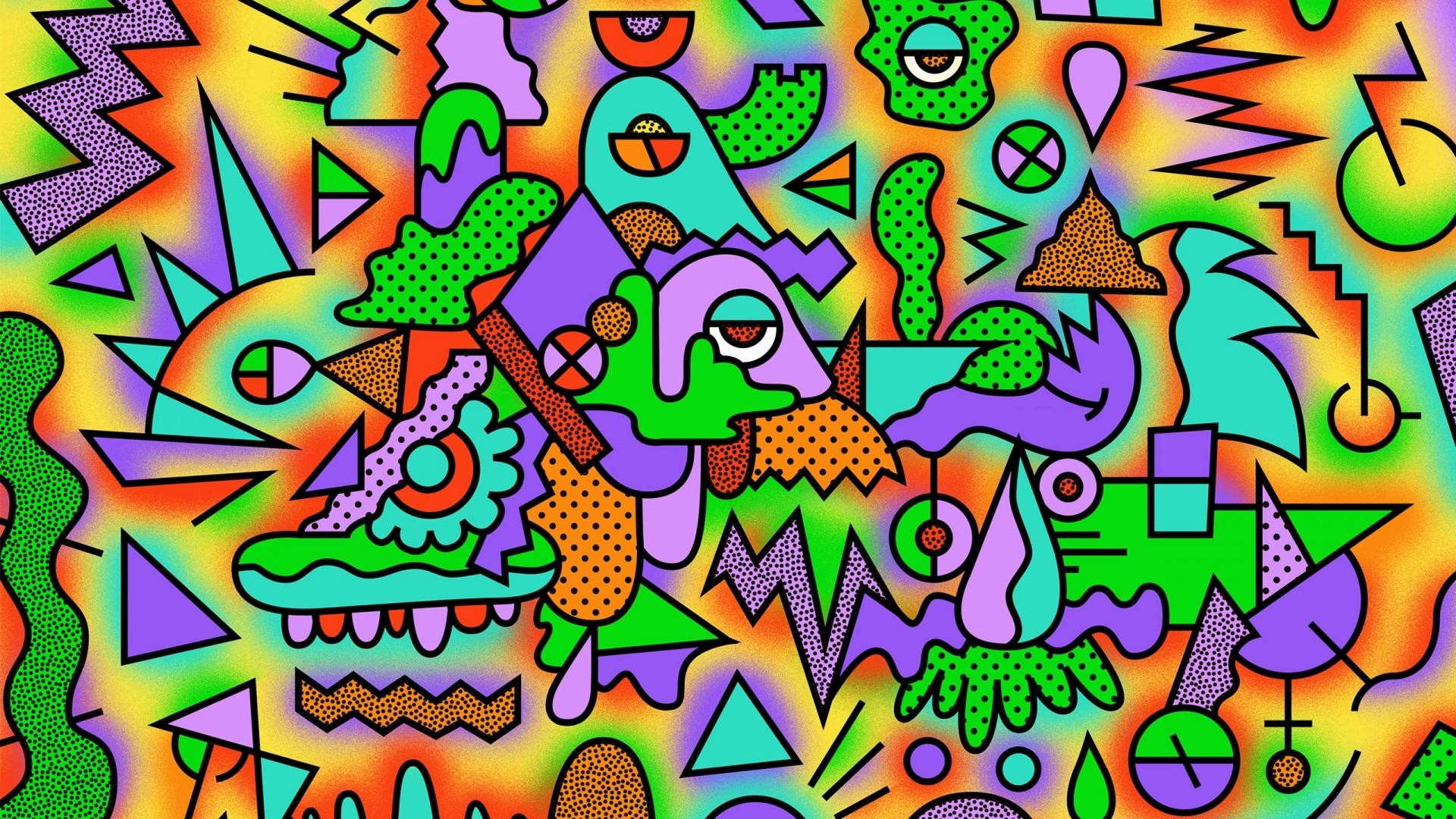 Acid Trip Wallpapers 71 Images