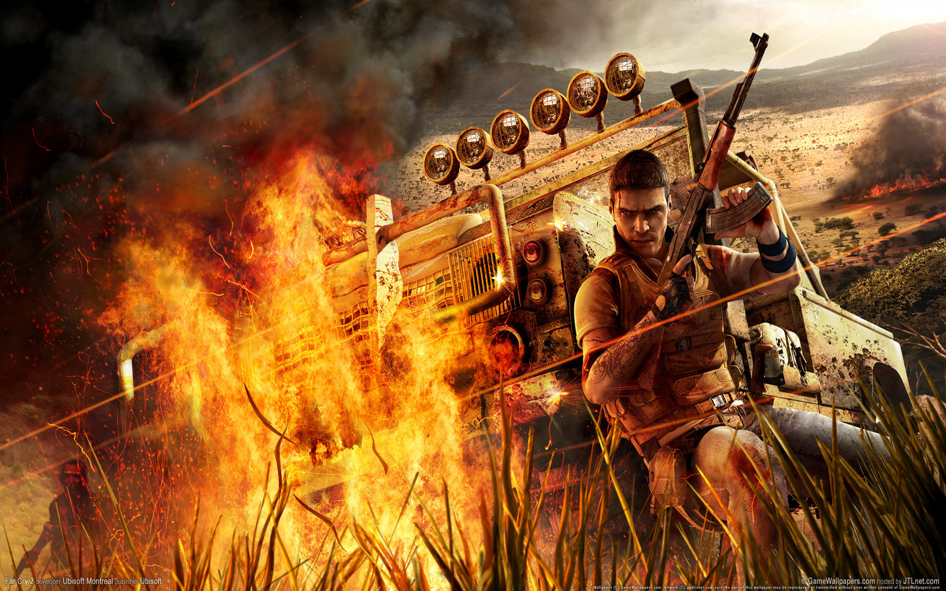 1920x1200 Far Cry 2 wallpapers and stock photos