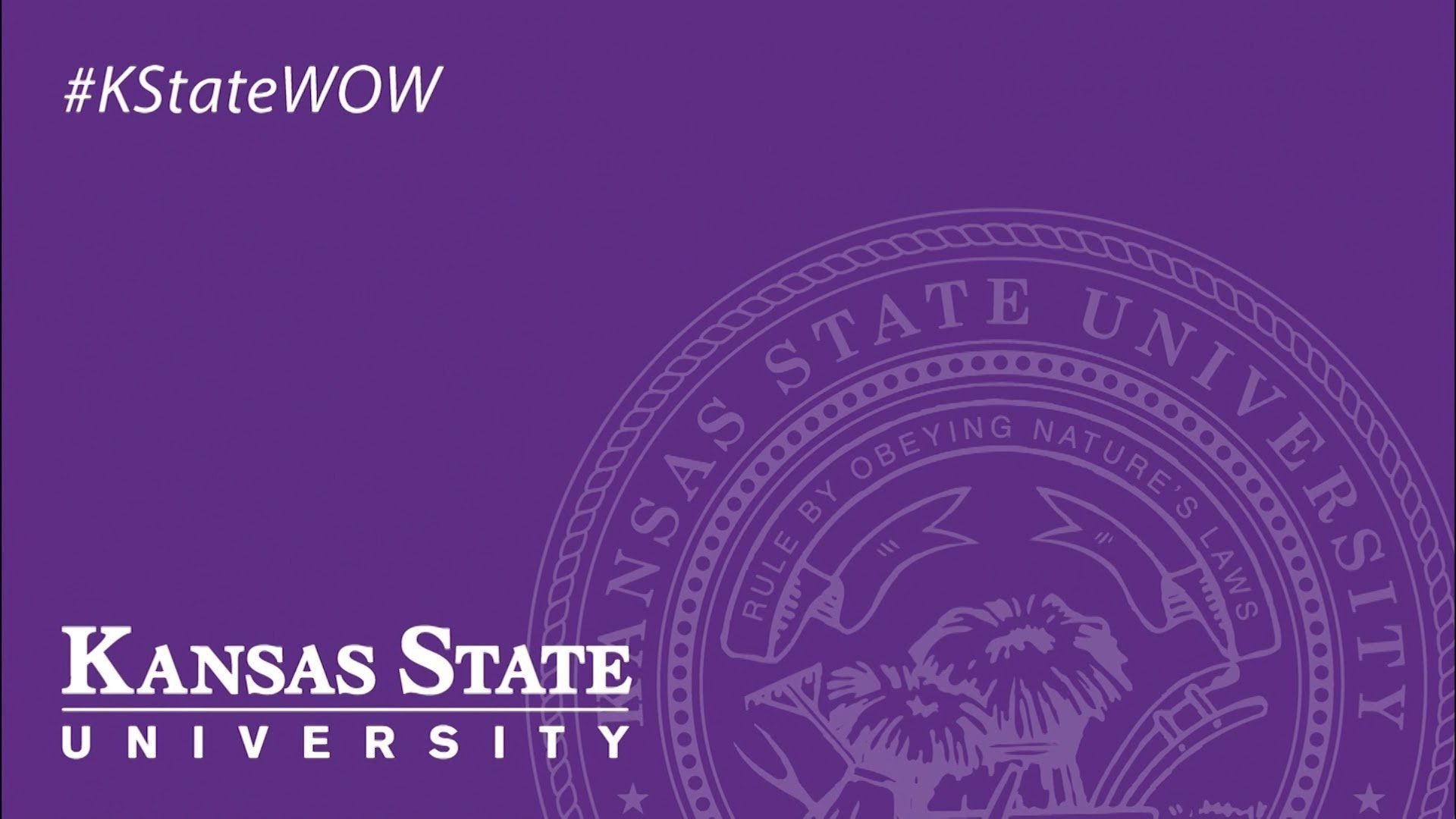 1920x1080 Kansas State University | New Student Convocation 2013 - YouTube