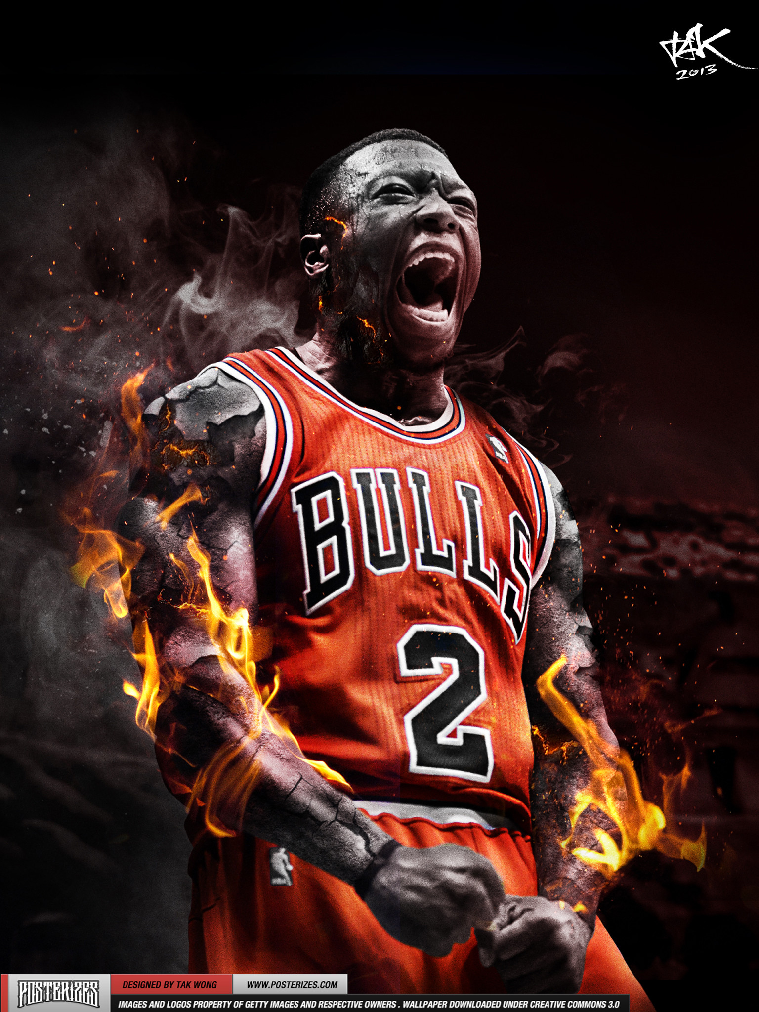 "1536x2048 Search Results for ""chicago bulls nate robinson wallpaper"" – Adorable  Wallpapers"