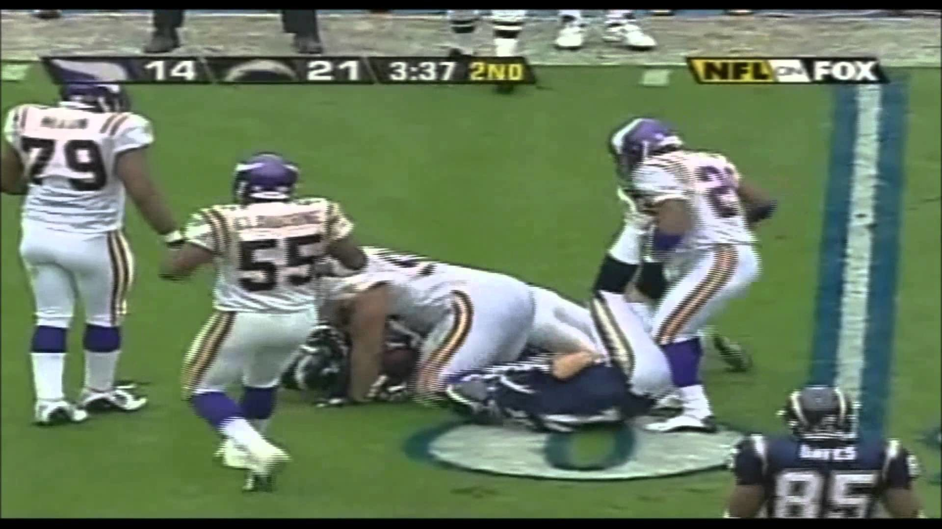 1920x1080 LaDainian Tomlinson 2003 Highlights