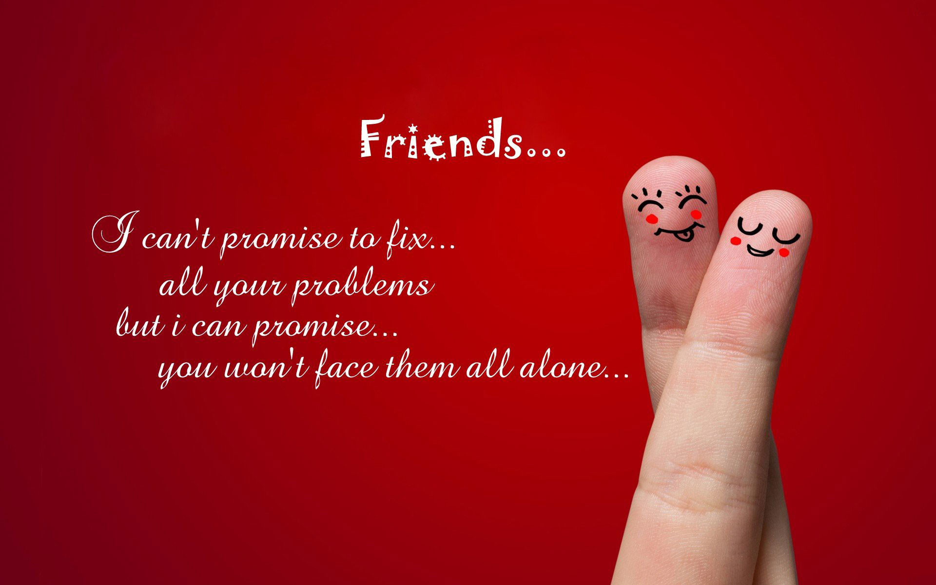 Friendship Wallpapers (70+ images)
