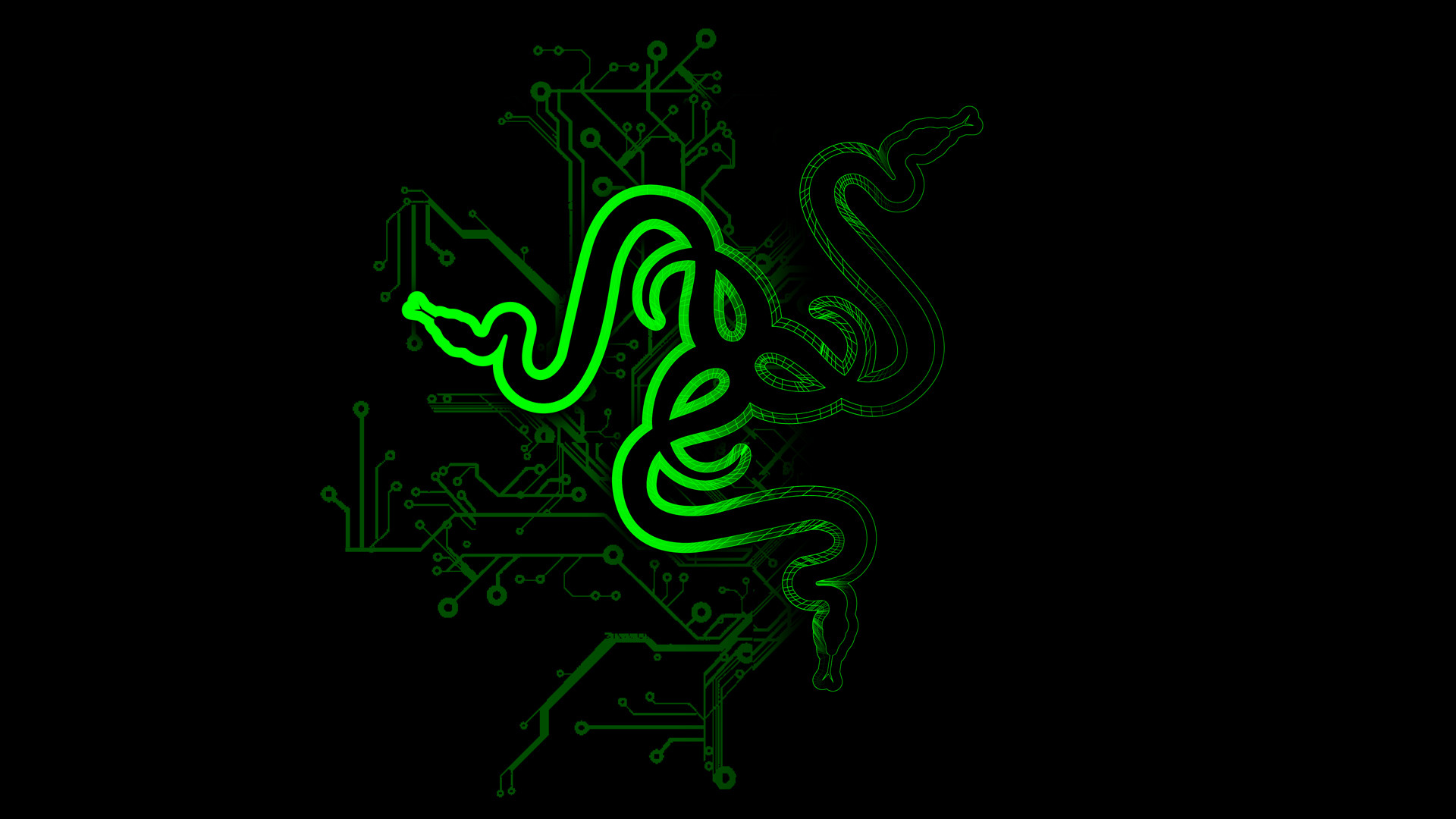 1920x1080 mine are razer desktop wallpapers the first one for my laptop the .