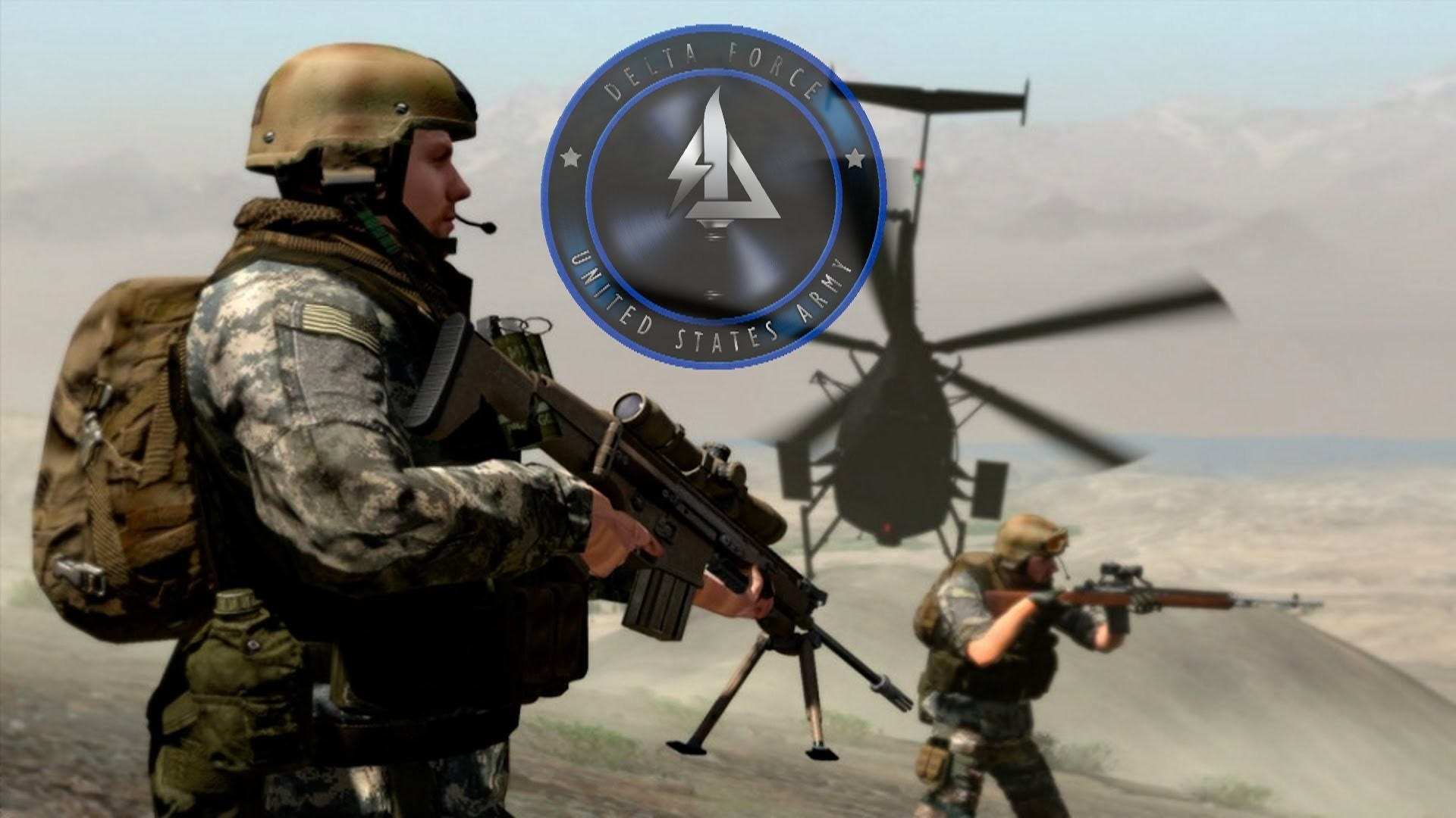 1920x1080 U.S Army Delta Force | Arma 2 - 'Liberating Imerat' Mission (WIP) - YouTube