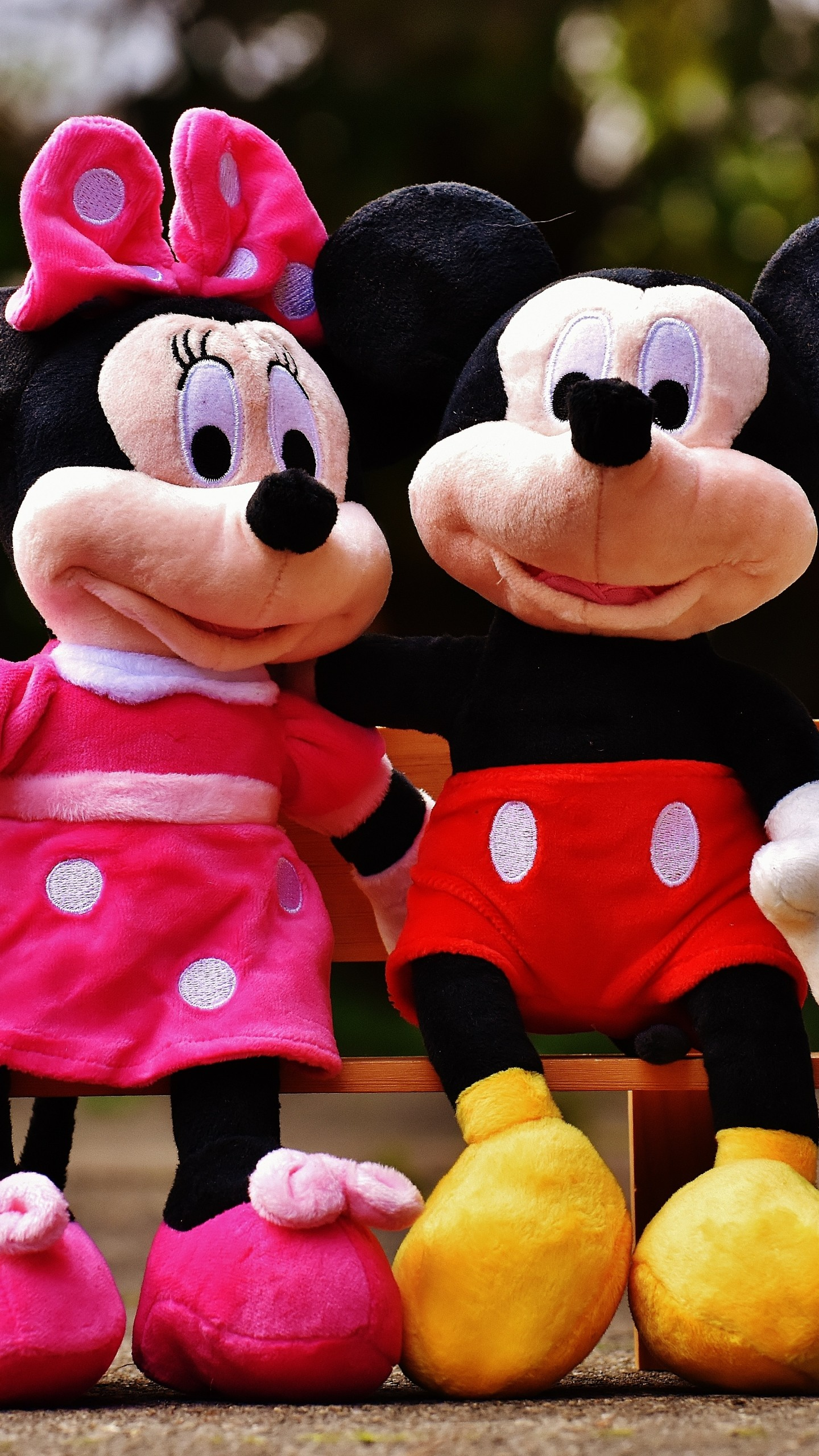 1440x2560 Preview wallpaper mickey mouse, minnie mouse, mouse, toys 1440x2560. Download · 1920x1080 ...
