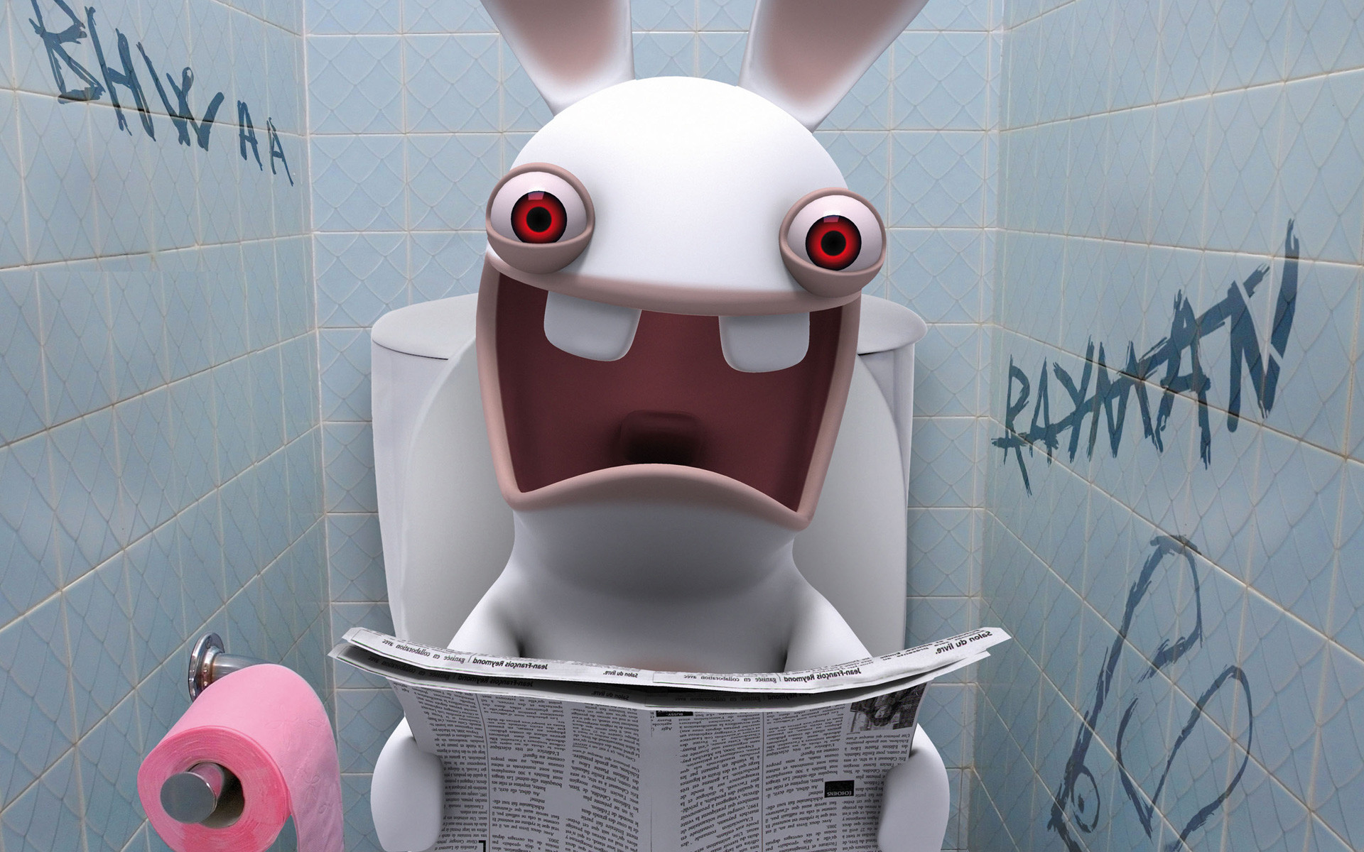 1920x1200 Ubisoft And Sony Pictures Bringing Rabbids To The Big Screen - Geeked Out  Nation