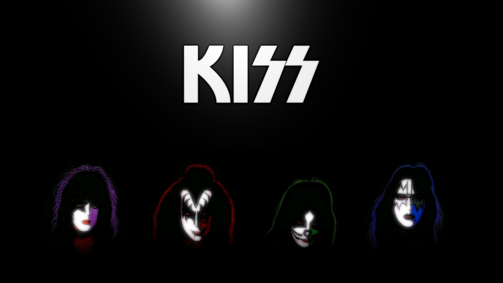 1920x1080 Kiss The Band | Download HD Wallpapers