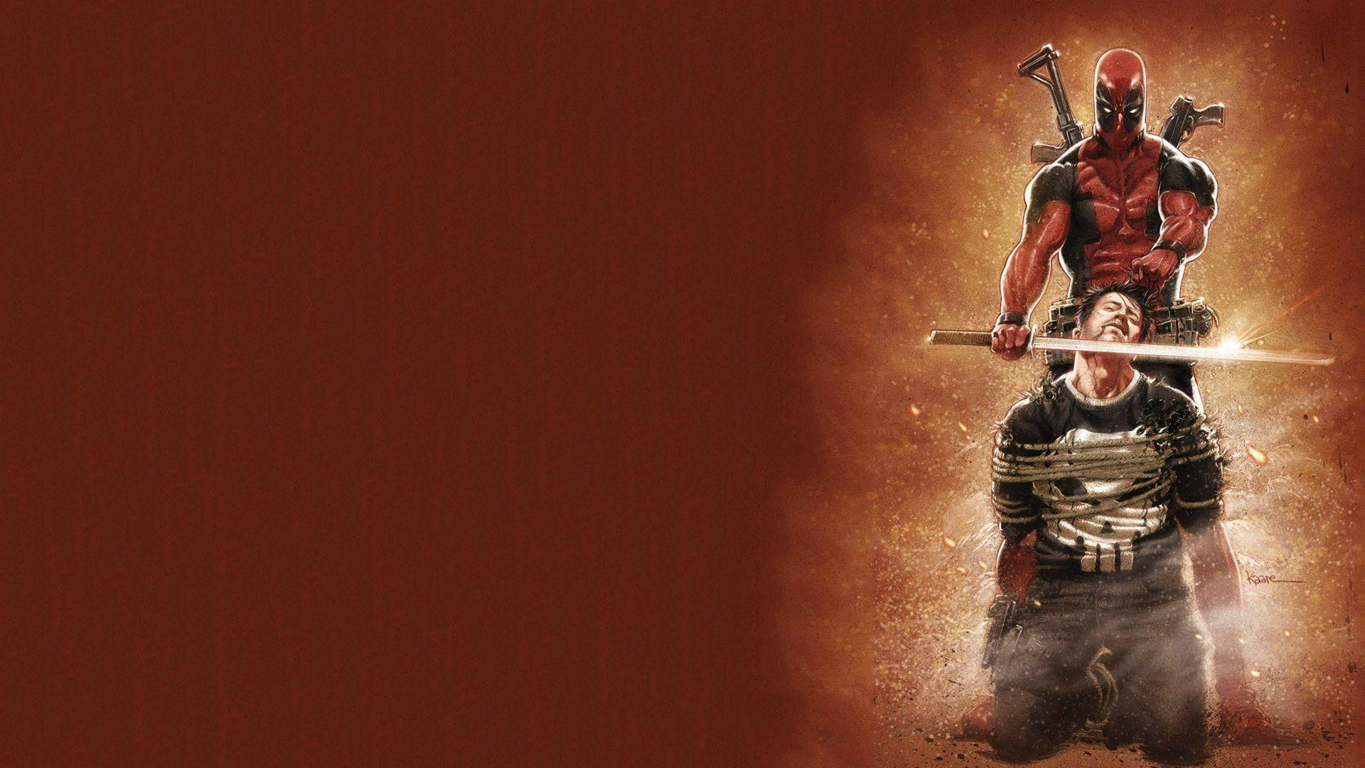 Punisher phone wallpaper 70 images - Deadpool download 1080p ...