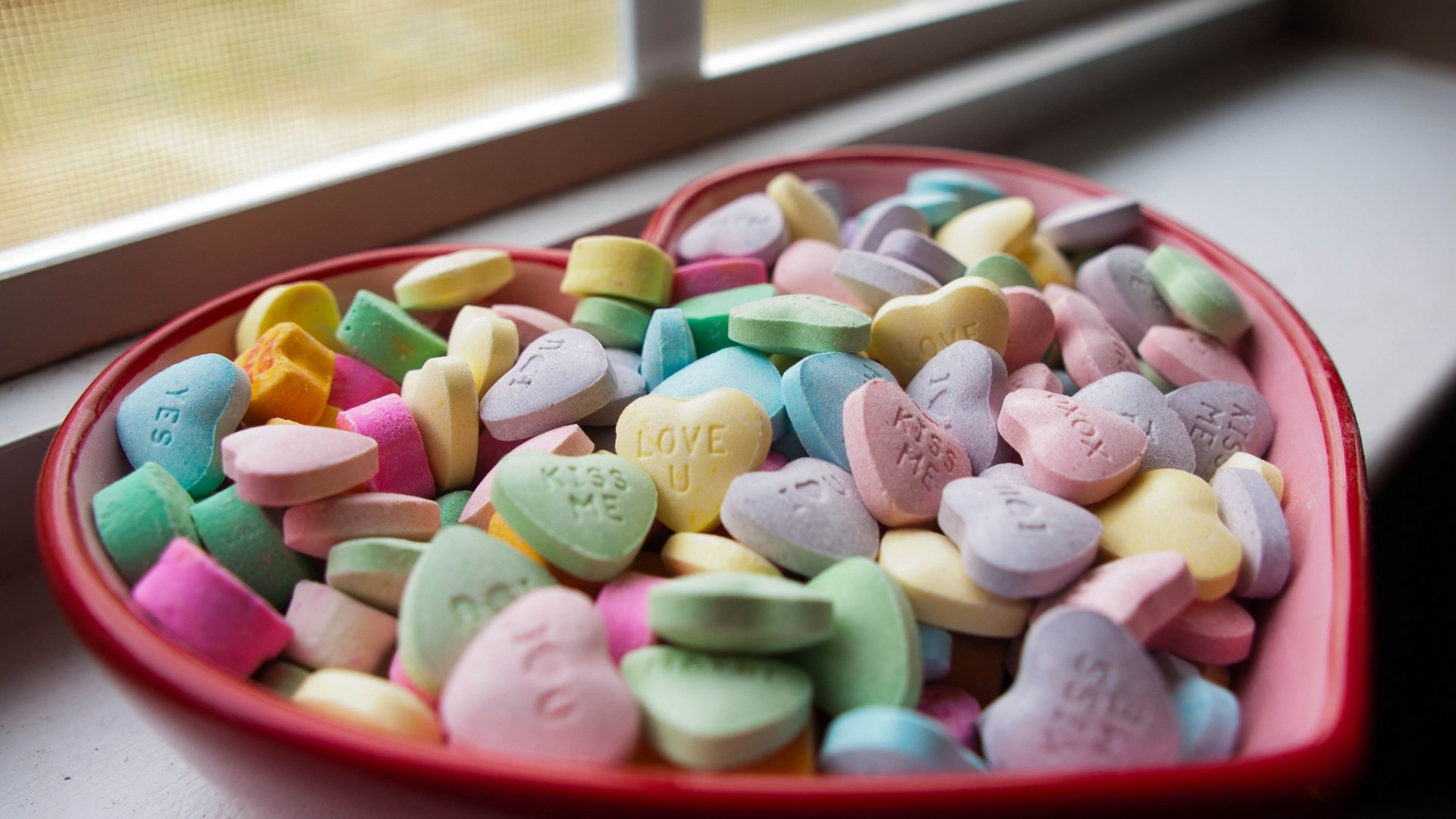 candy heart wallpaper 68 images