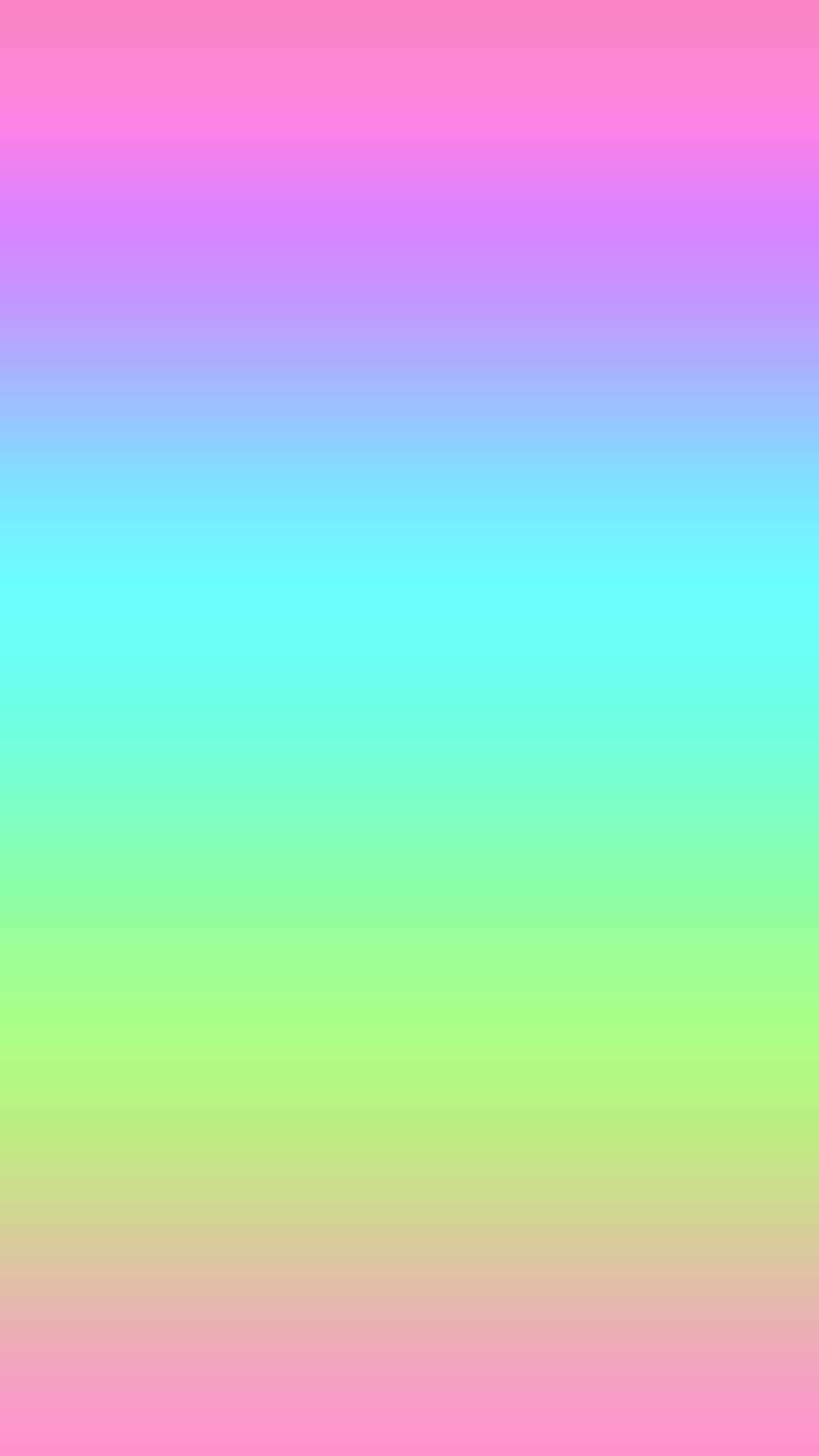 1242x2208 Gradient, ombre, pink, blue, purple, green, wallpaper, hd,