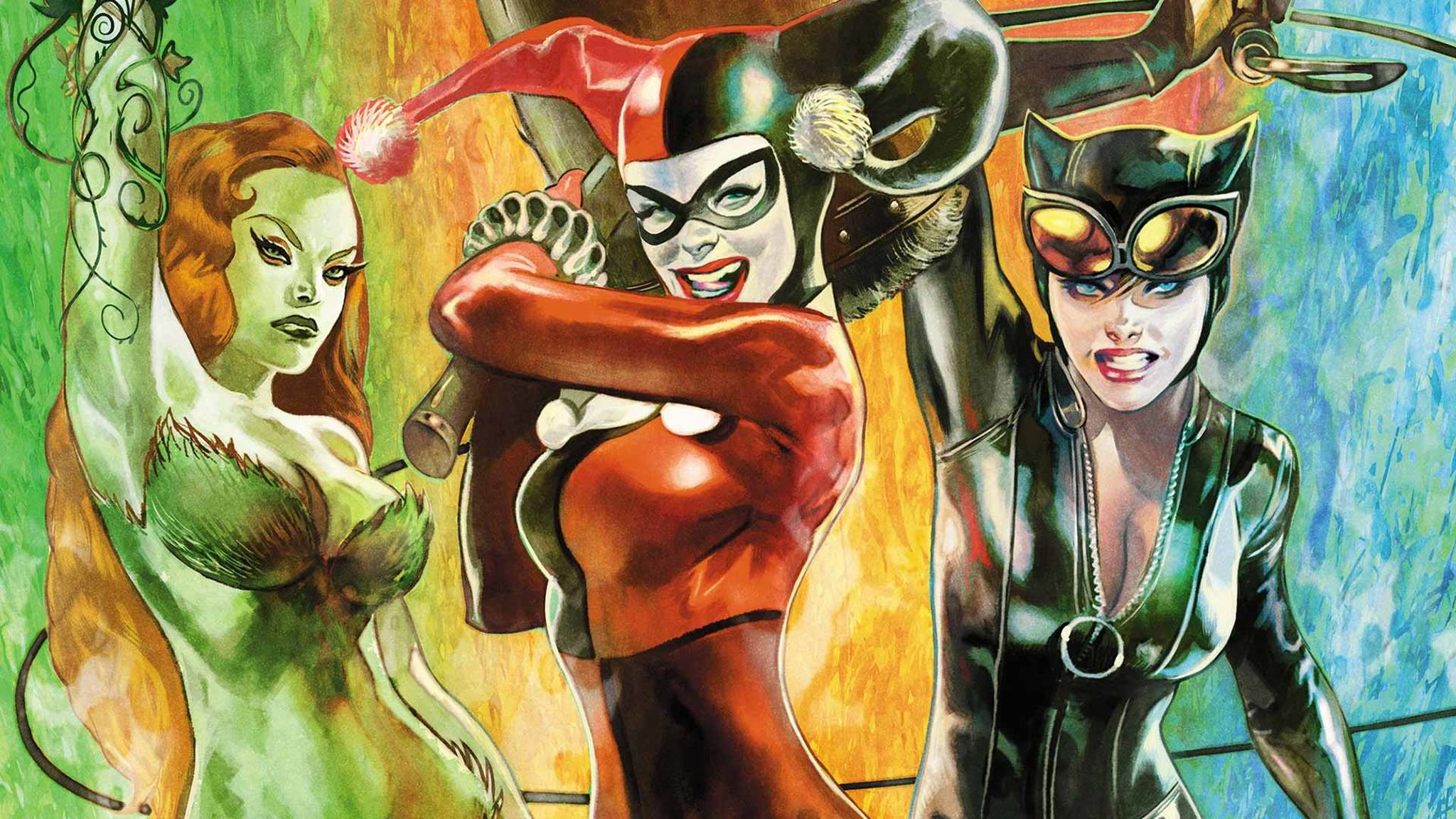 2048x1152 ... squad director david ayer to direct harley quinn spinoff ...