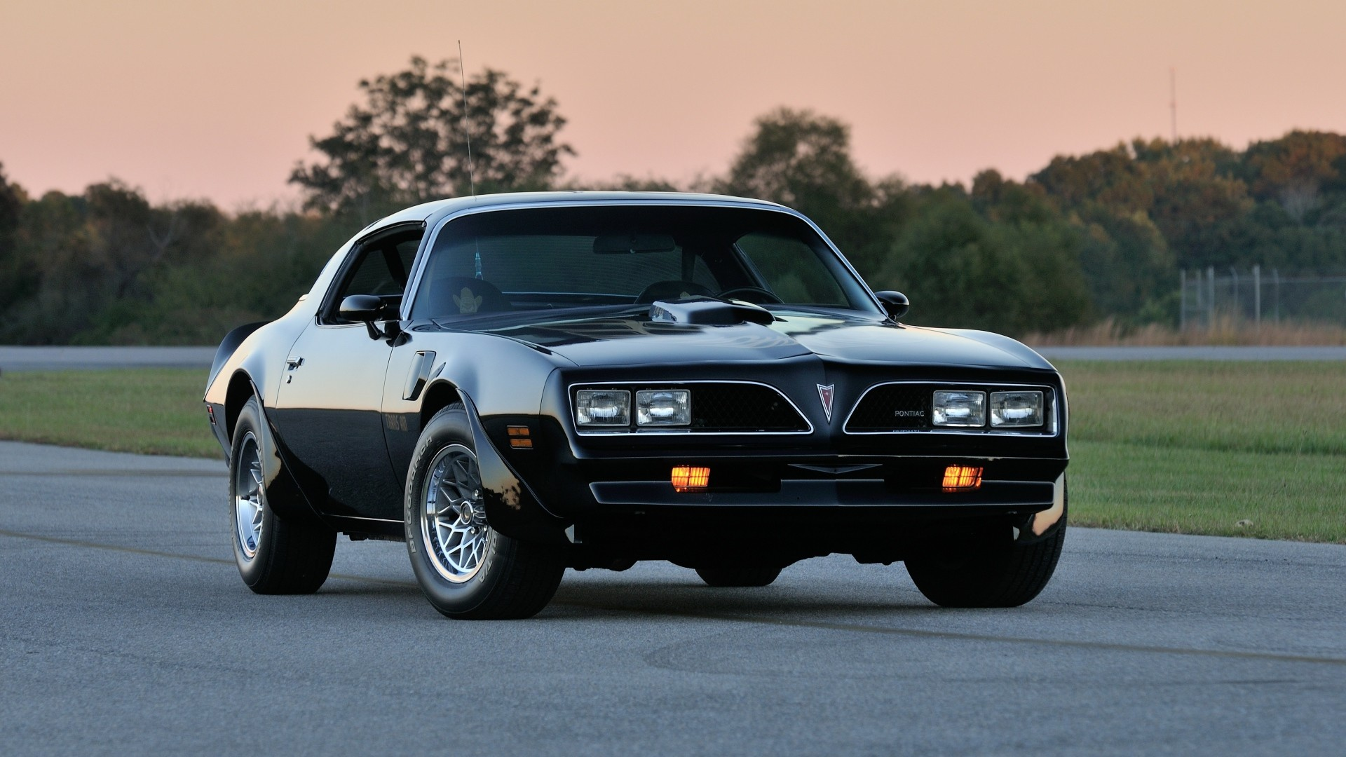 1920x1080 Full HD Wallpaper pontiac firebird front view