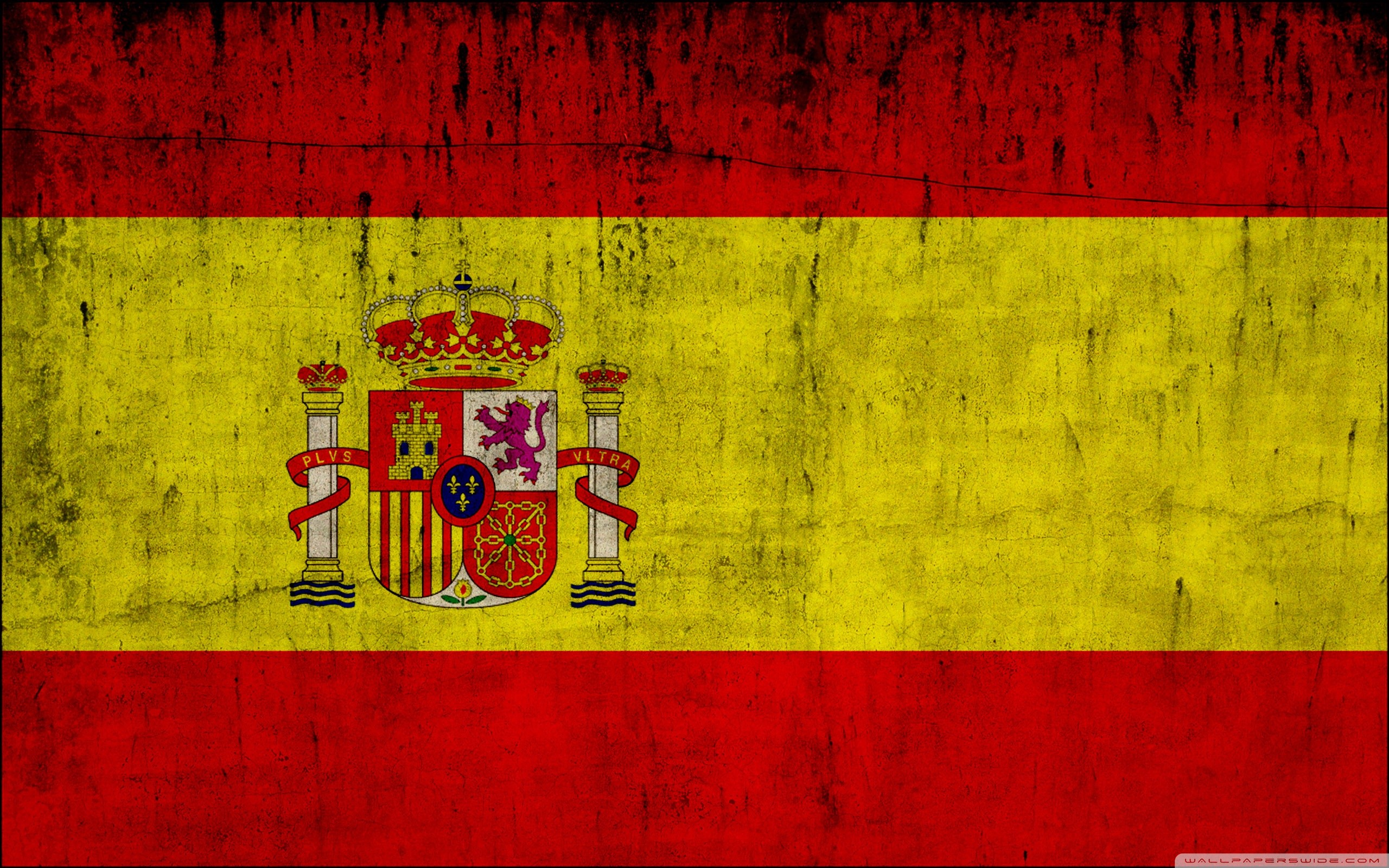 2560x1600 Spain Flag Wallpaper