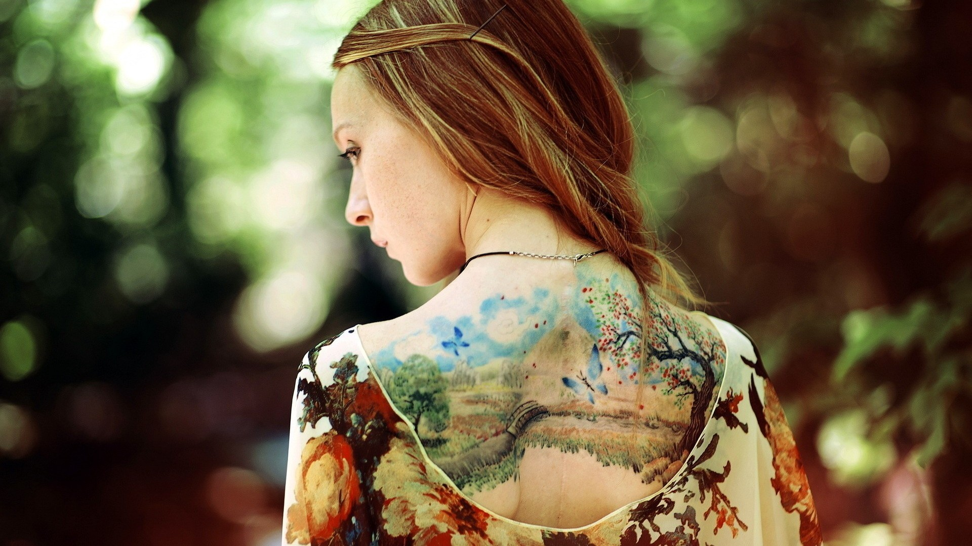 1920x1080 Lovely tattoo HD Wallpaper  Lovely ...