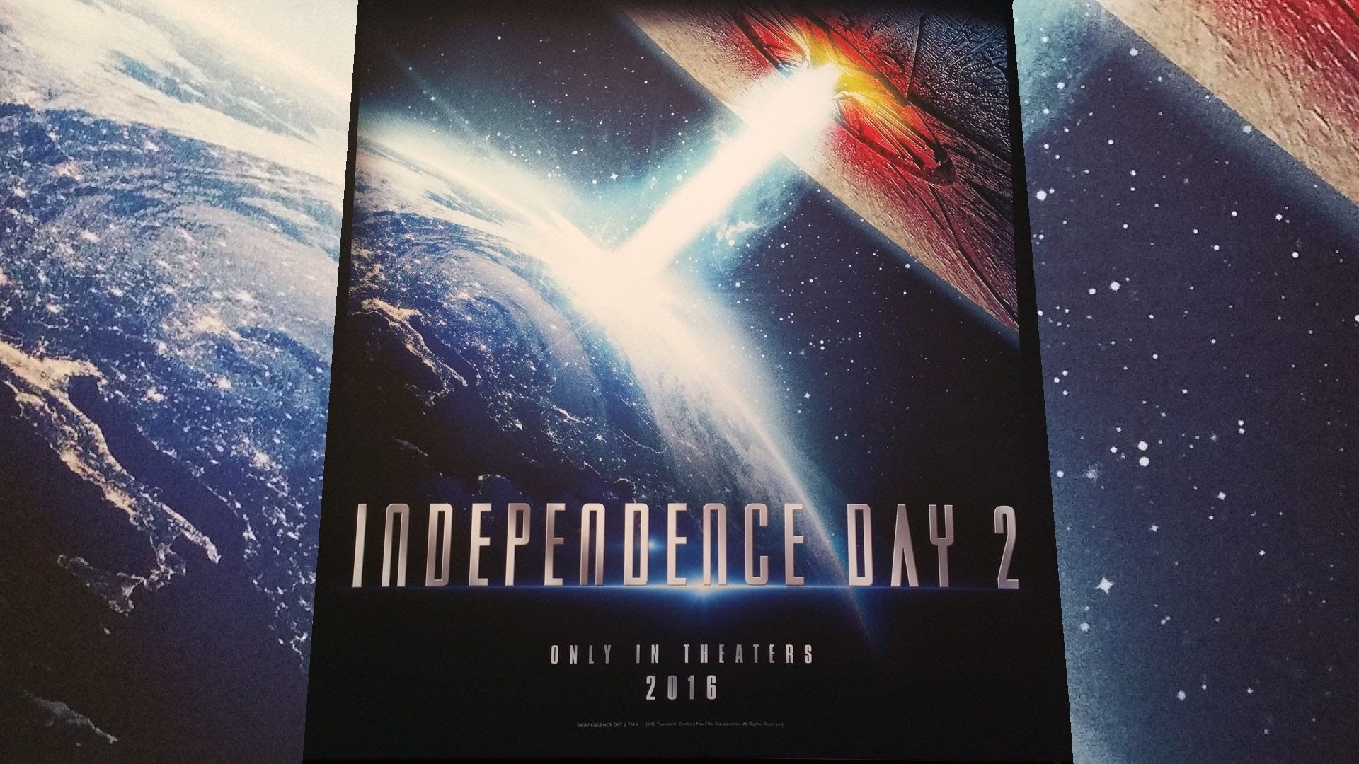 1920x1080 Independence Day Resurgence (2016) Pat's movie review