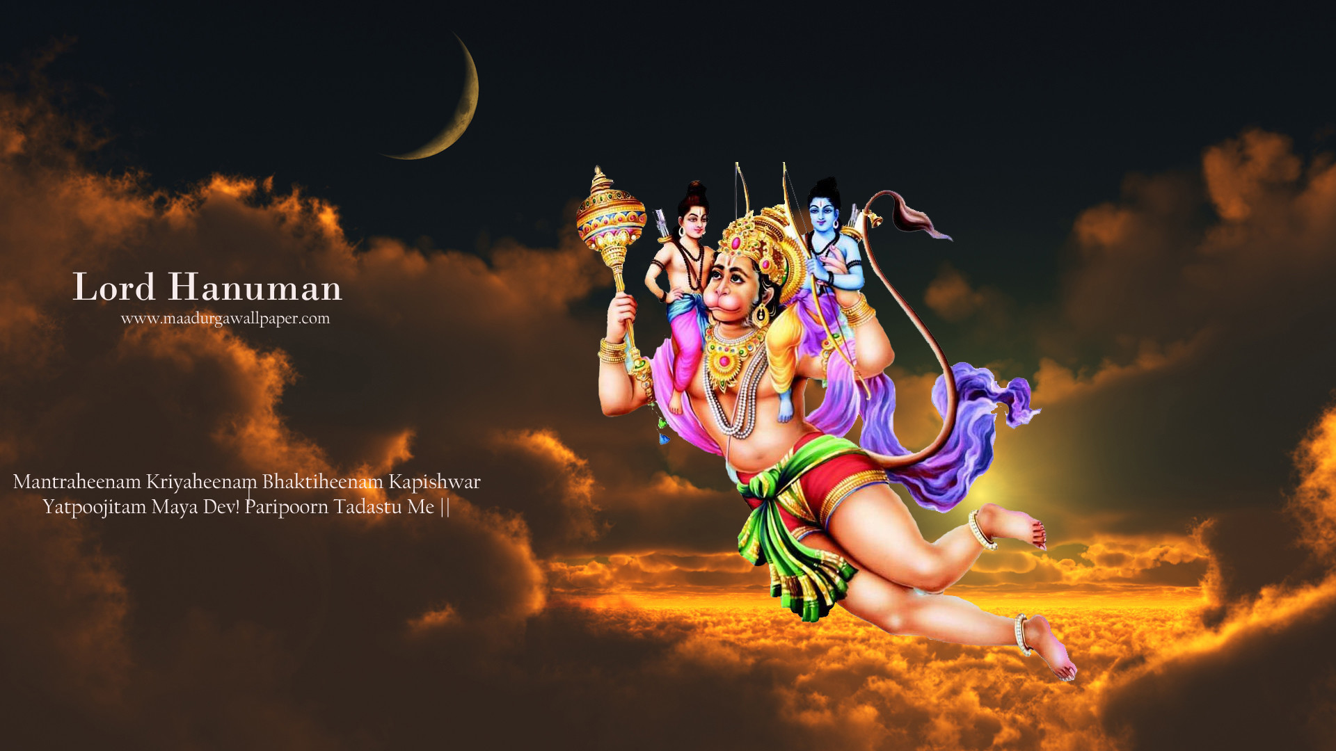 Hanuman Wallpapers (63+ Images