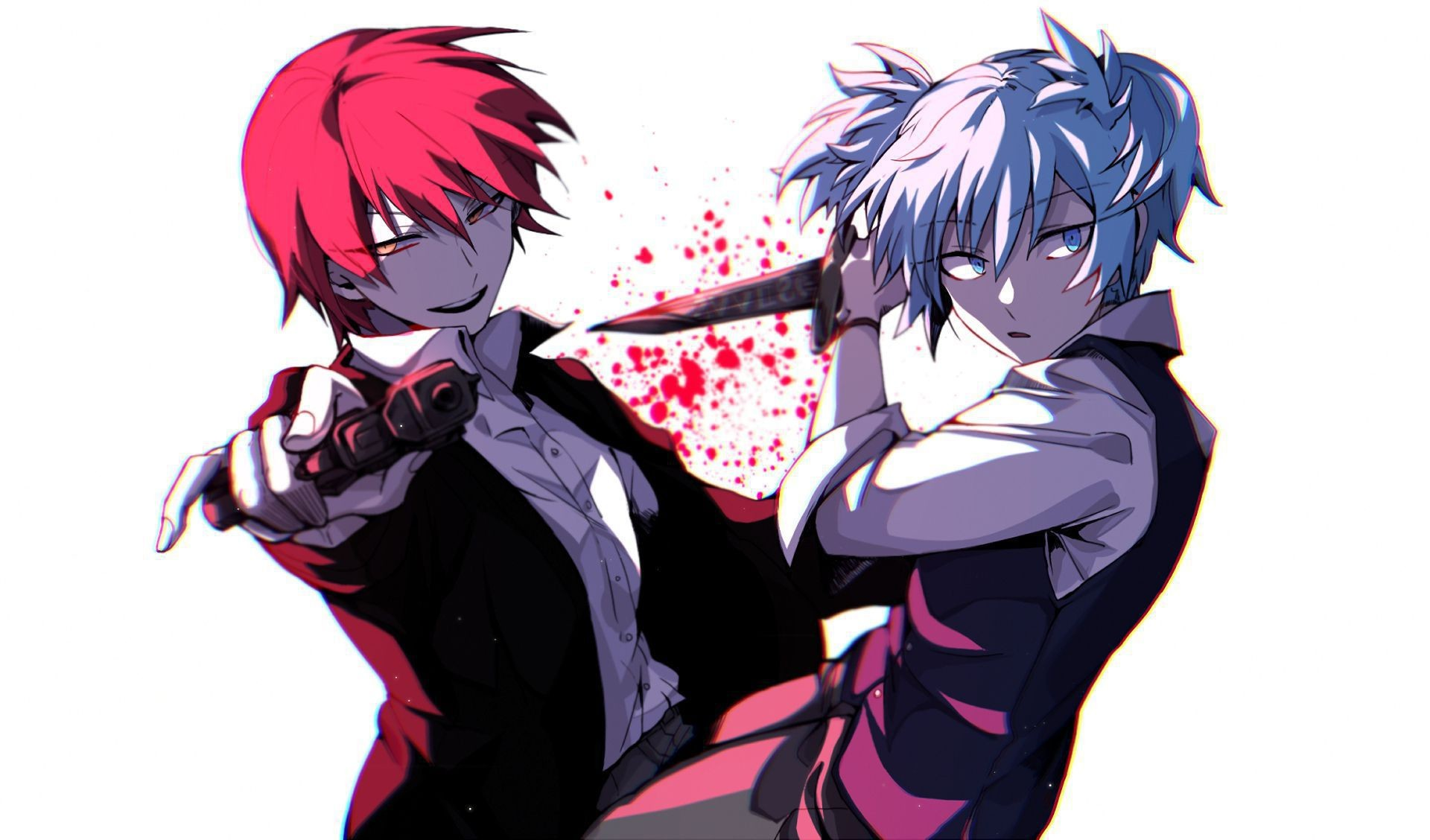 1920x1128 <b>Assassination Classroom Wallpapers</b> - <b>Wallpaper<