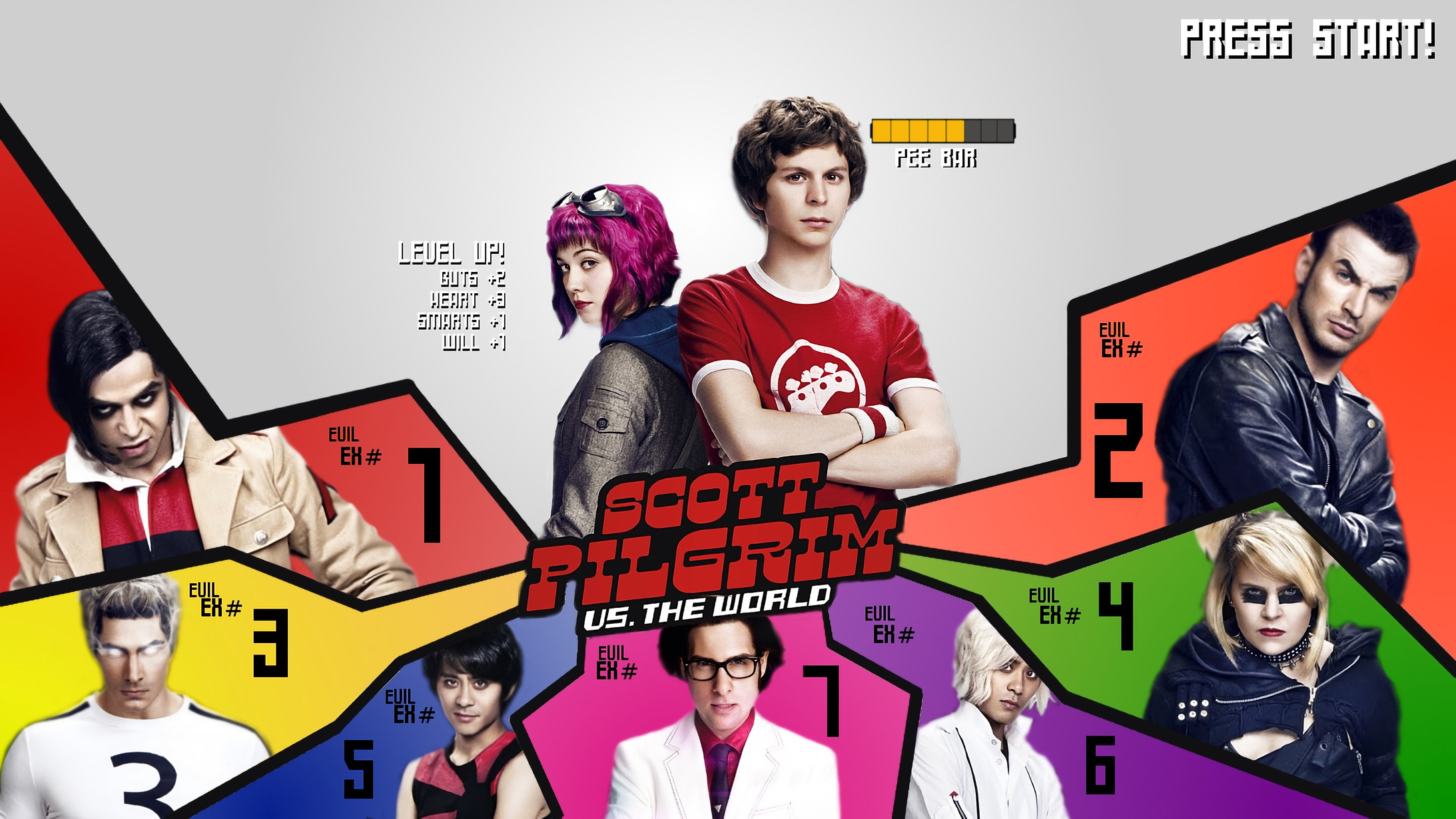 2186x1229 HD Wallpaper | Background ID:820967.  Movie Scott Pilgrim ...