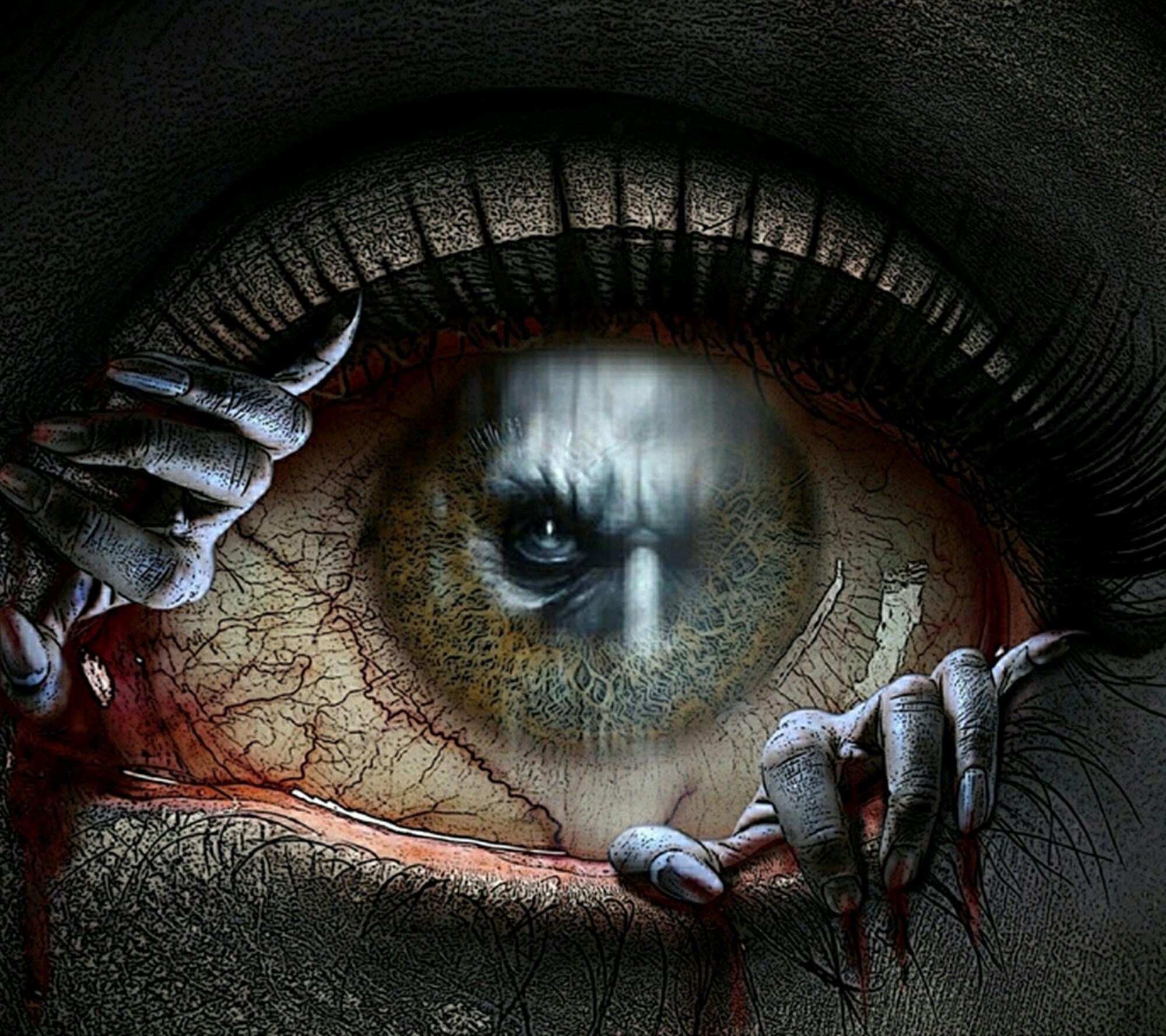 evil eye wallpaper 51 images