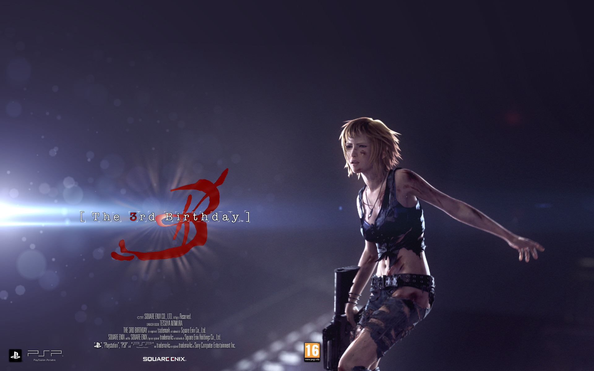 1920x1200 Parasite Eve HD Wallpapers