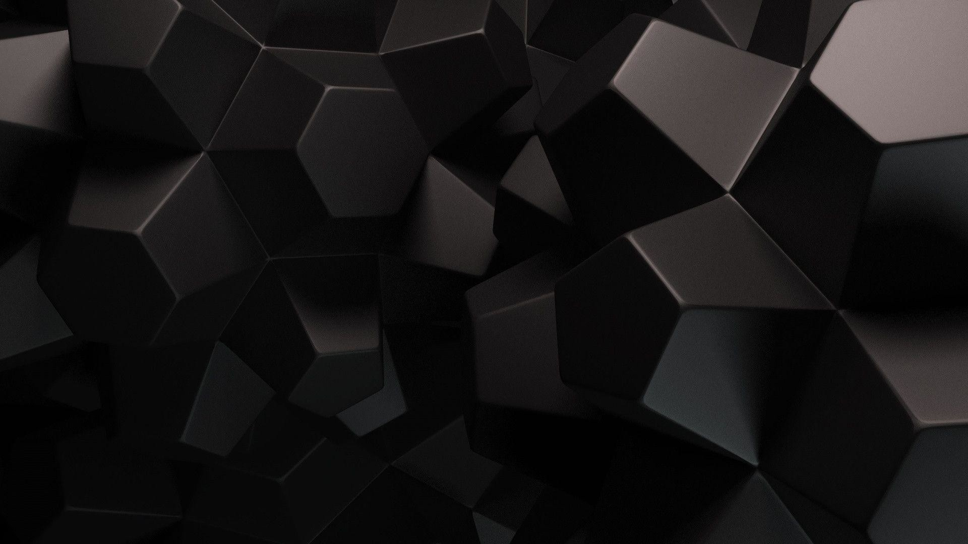 1920x1080 Black Abstract Wallpapers 1080p