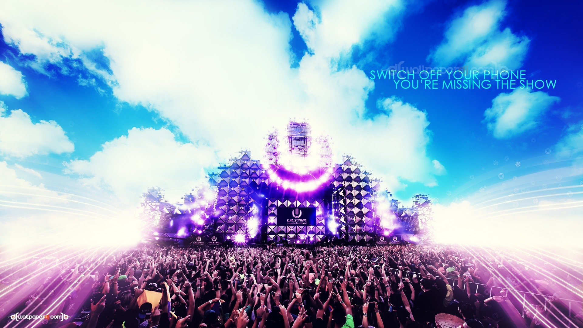 1920x1080 Party Mood ON HD and Wide Wallpapers. Party Mood ON HD Wallpaper, Ultra  Music Festival ...