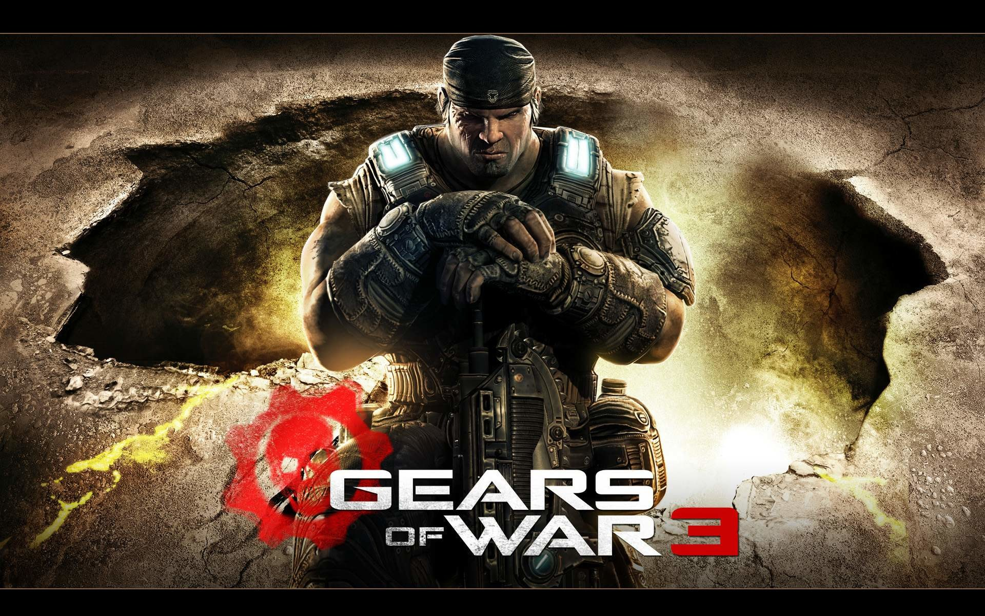 1920x1200 Gears of War 3 Wallpaper 1080p