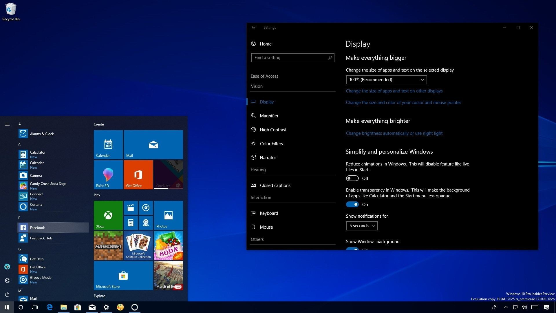 1920x1080 Windows 10 April 2018 Update (version 1803): All the new features and  changes • Pureinfotech