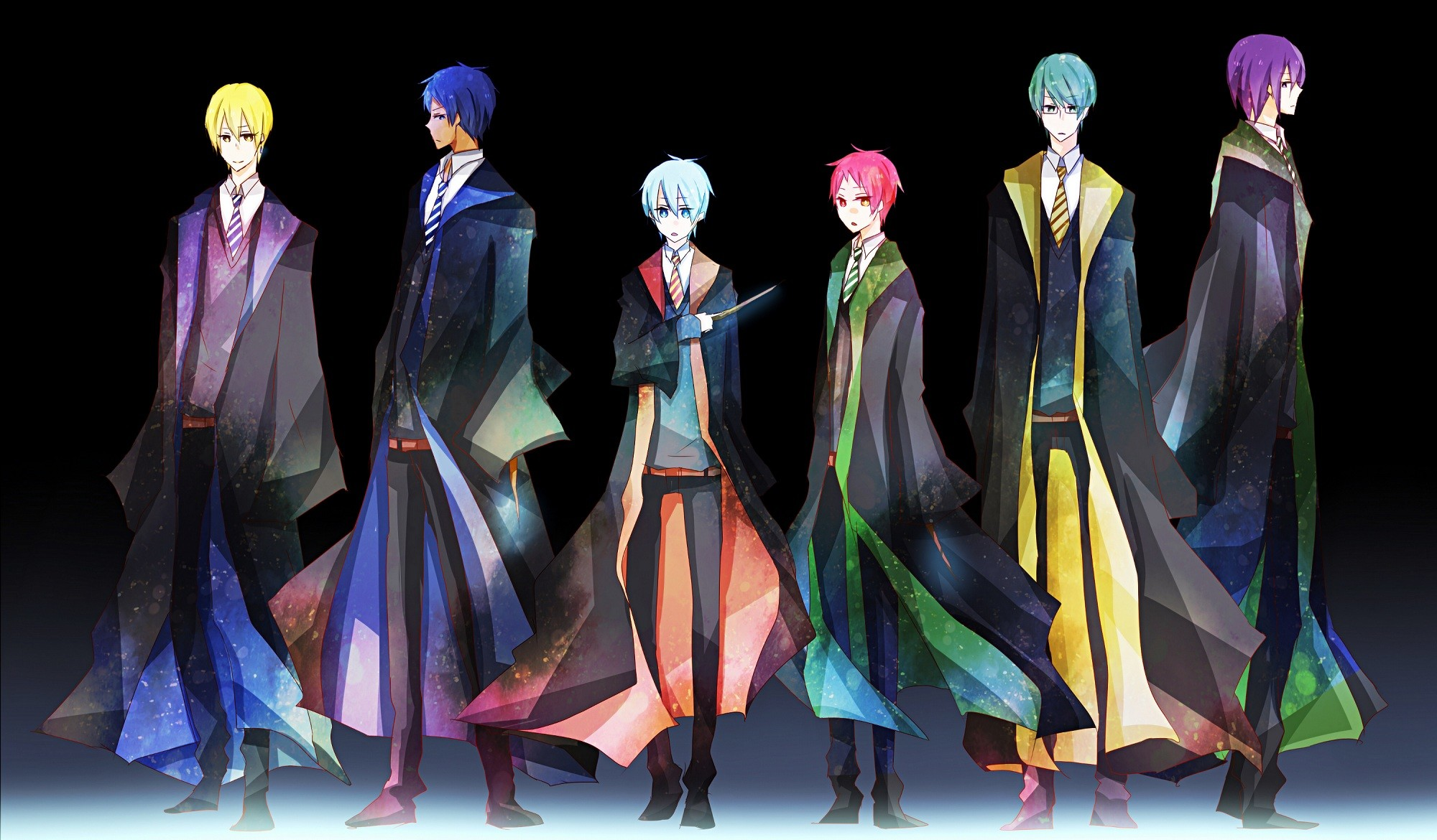 2000x1170 kuroko no basket wallpapers - Google Search