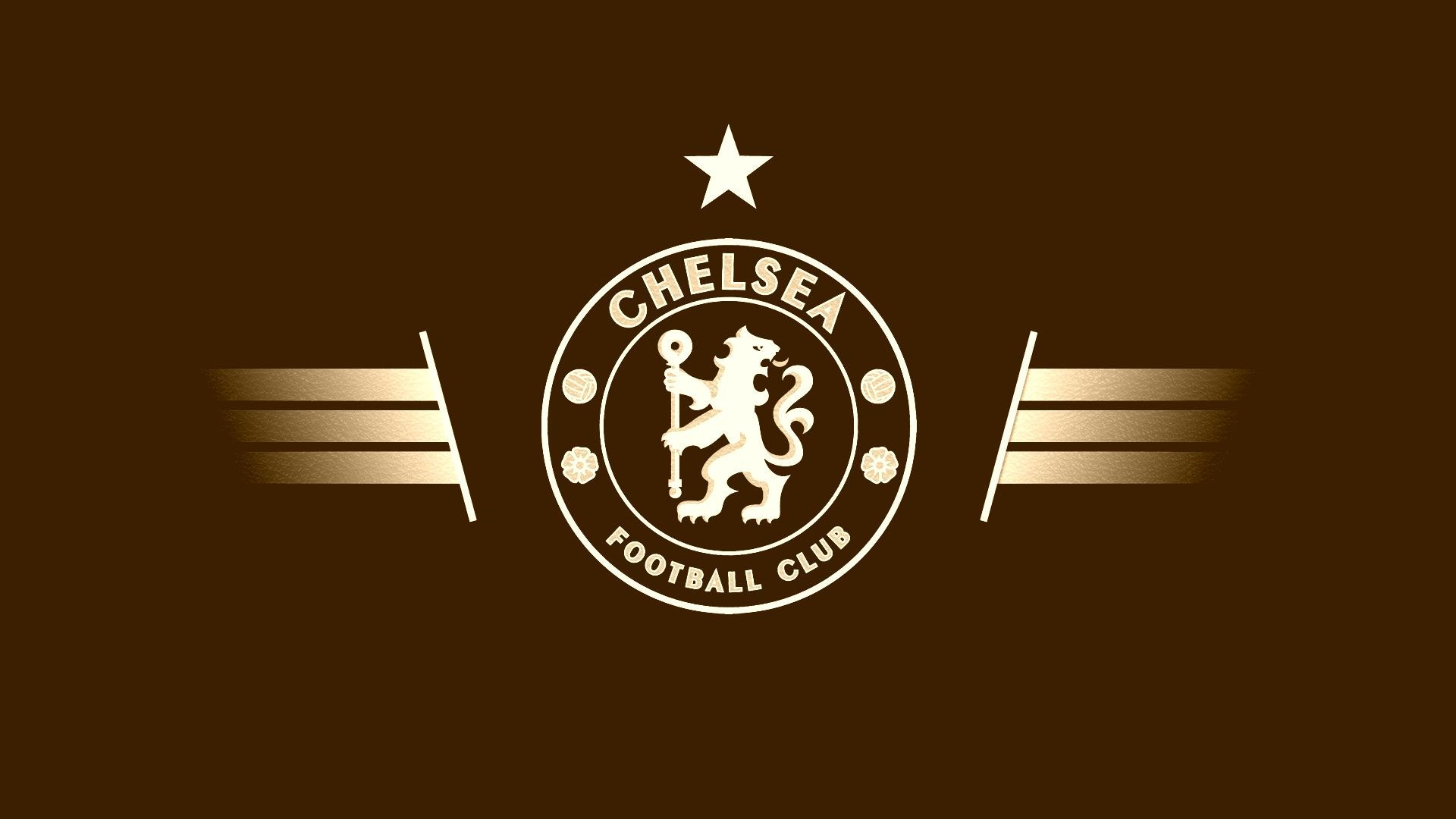 1920x1080 Brown Chelsea Logo Wallpaper #1393 Wallpaper | WallpaperLepi