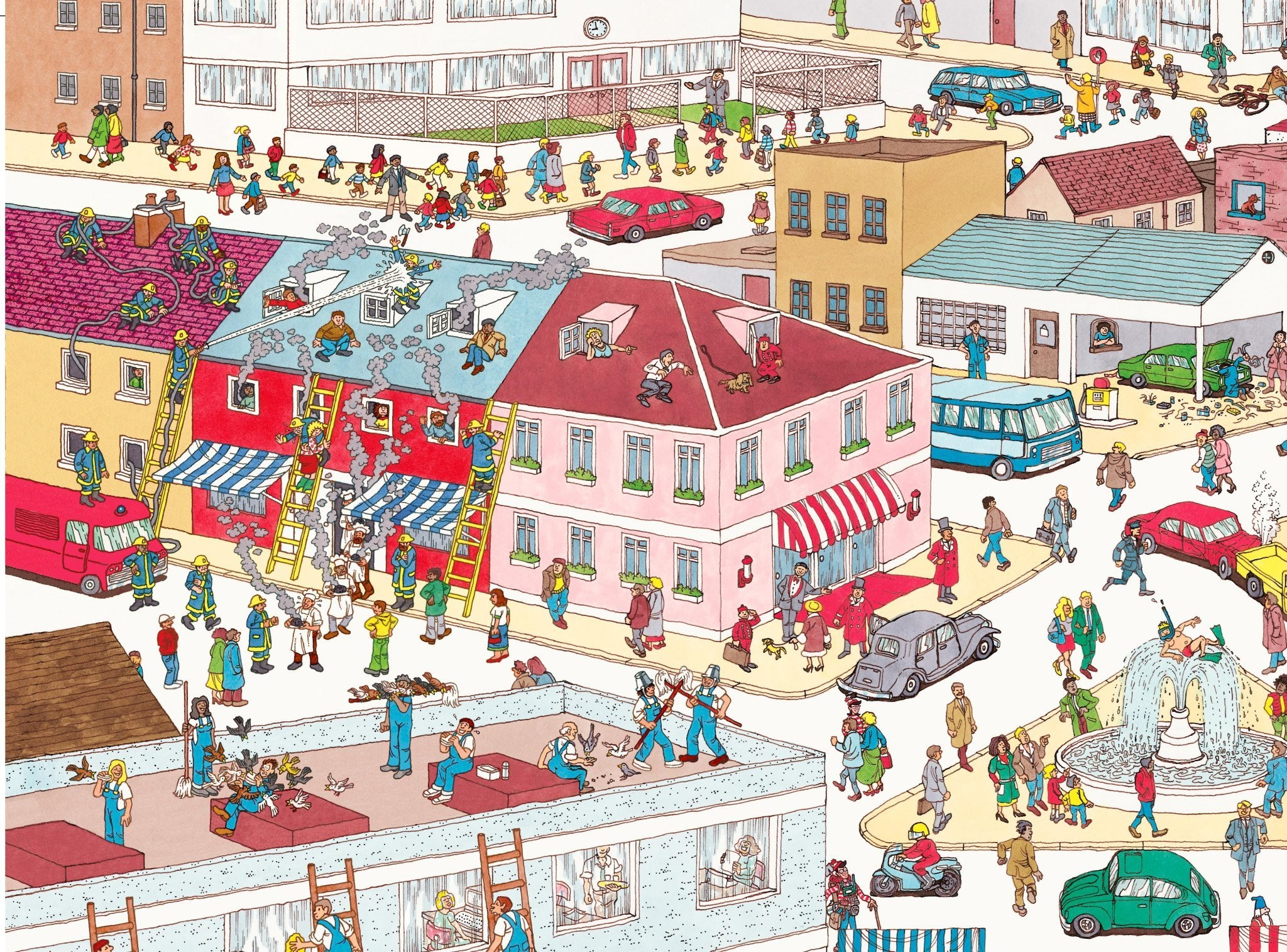 2048x1515 Wheres-wally preposition of place game (2048×1515) | Spanish Resources |  Pinterest | School
