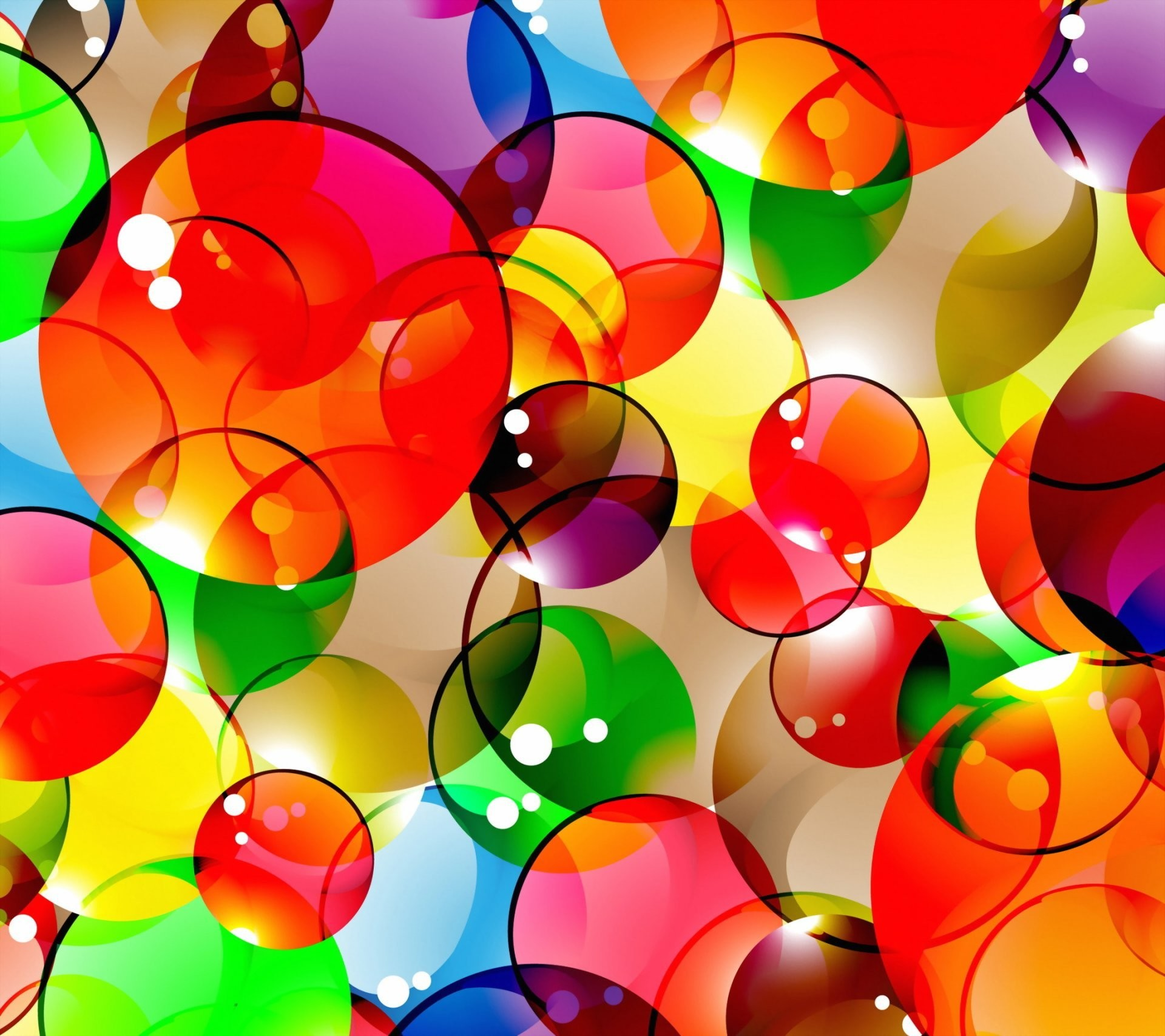 1920x1707 colorful abstract background bubbles bubbles background