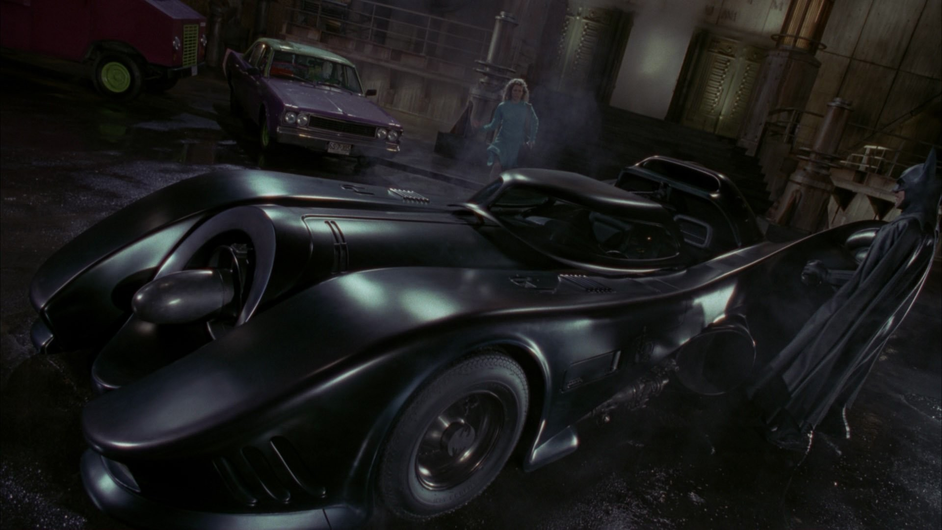 1920x1080 Batmobile 1989 · clannad dvd 189168