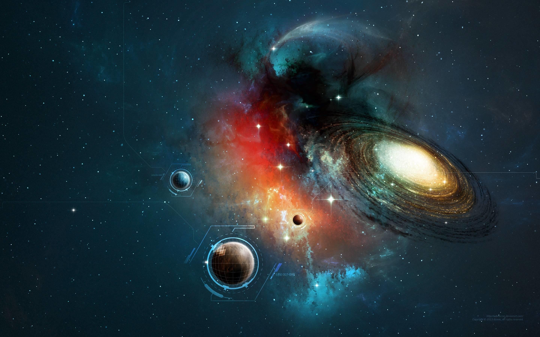 3d Universe Wallpaper 59 Images