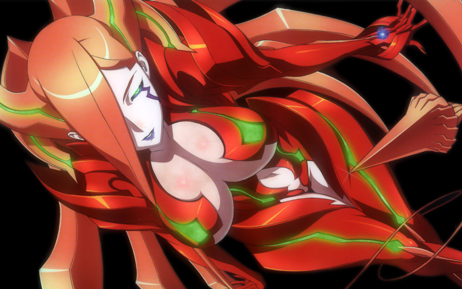 1920x1200 ... Blazblue Rachel Alucard Girl Blond Weapons Anime Witchblade ...  Download Witchblade Wallpaper ...