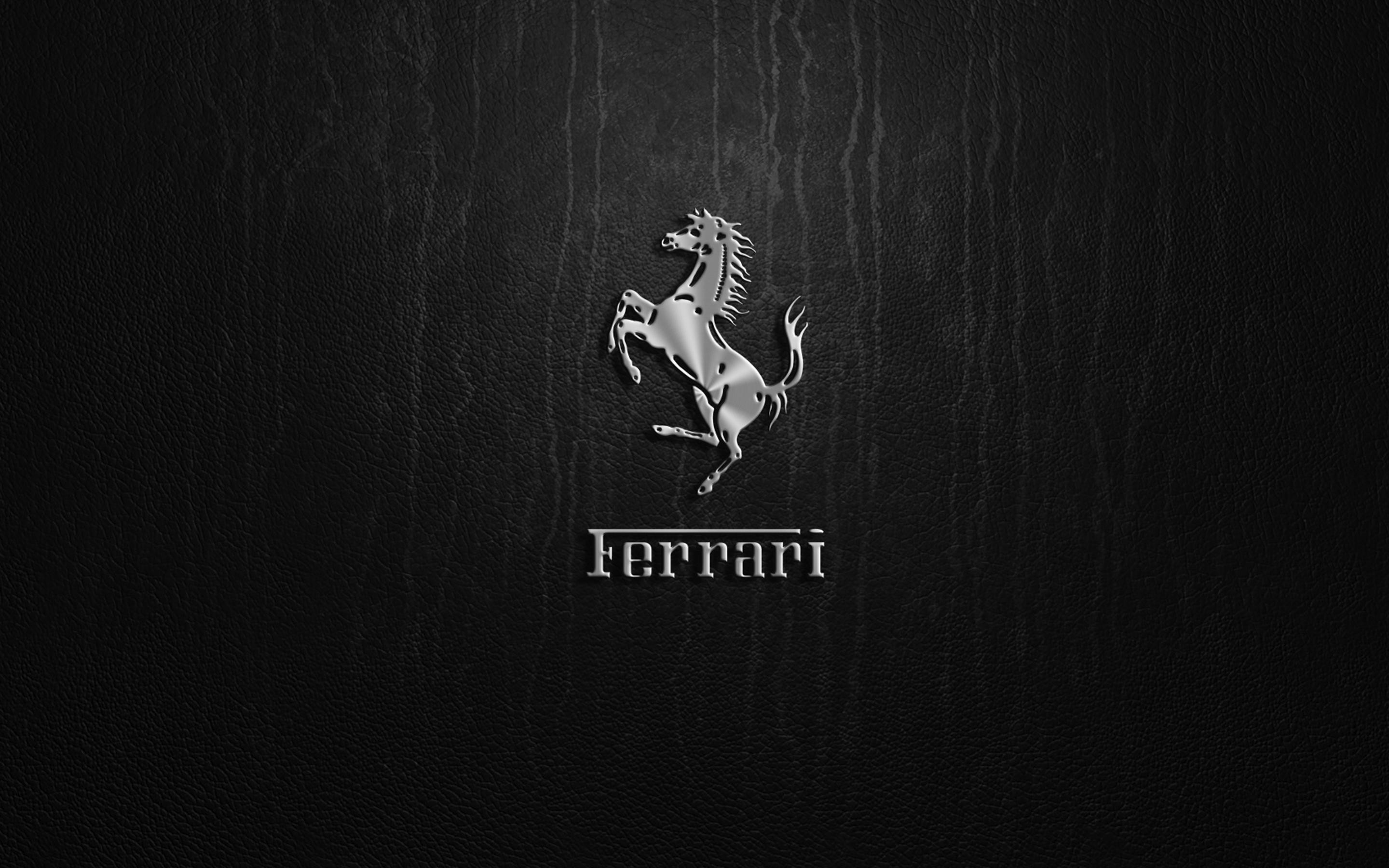 2880x1800 Ferrari Logo Wallpapers