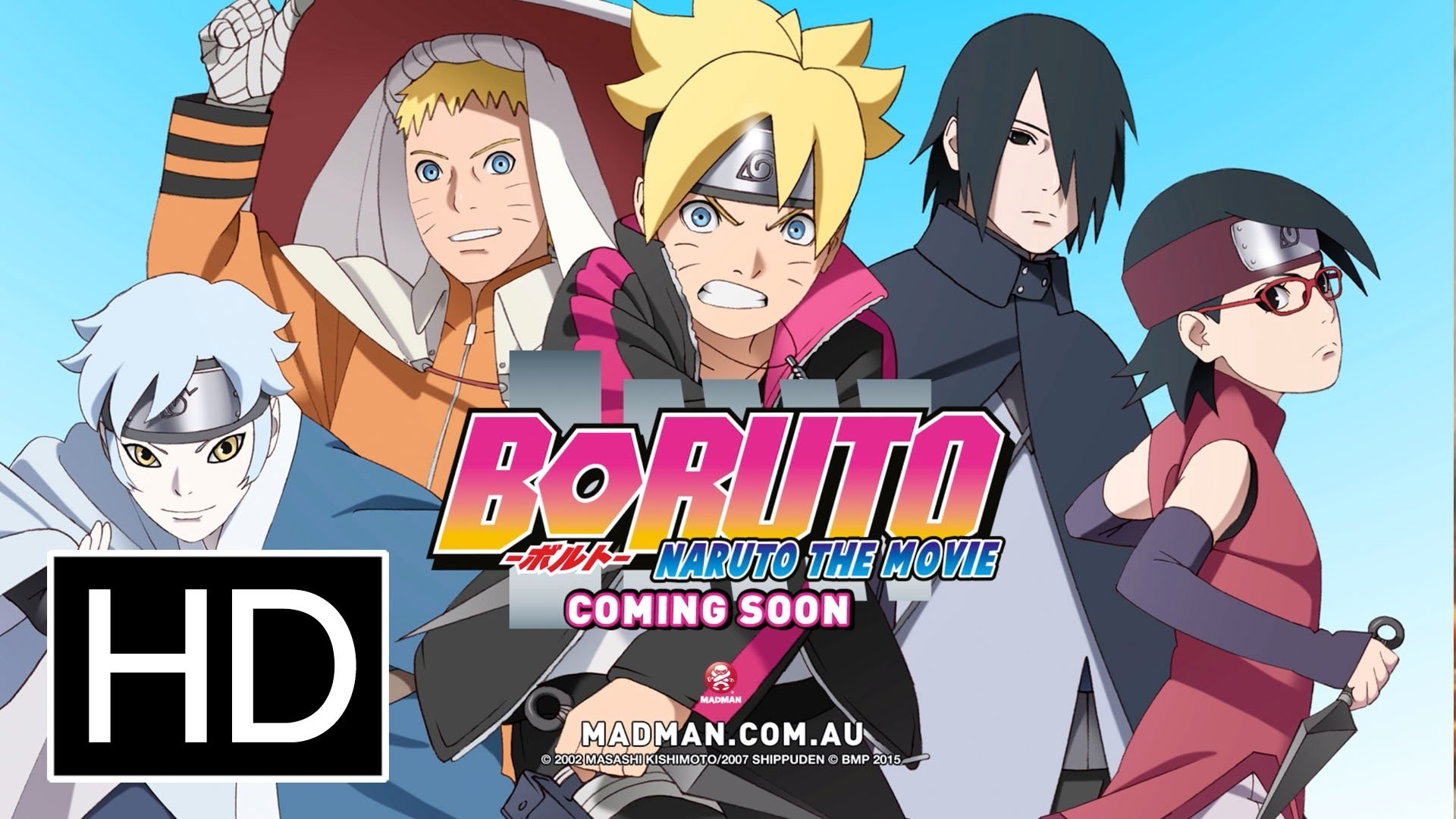 1920x1080 Boruto: Naruto the Movie full movie. View Hide