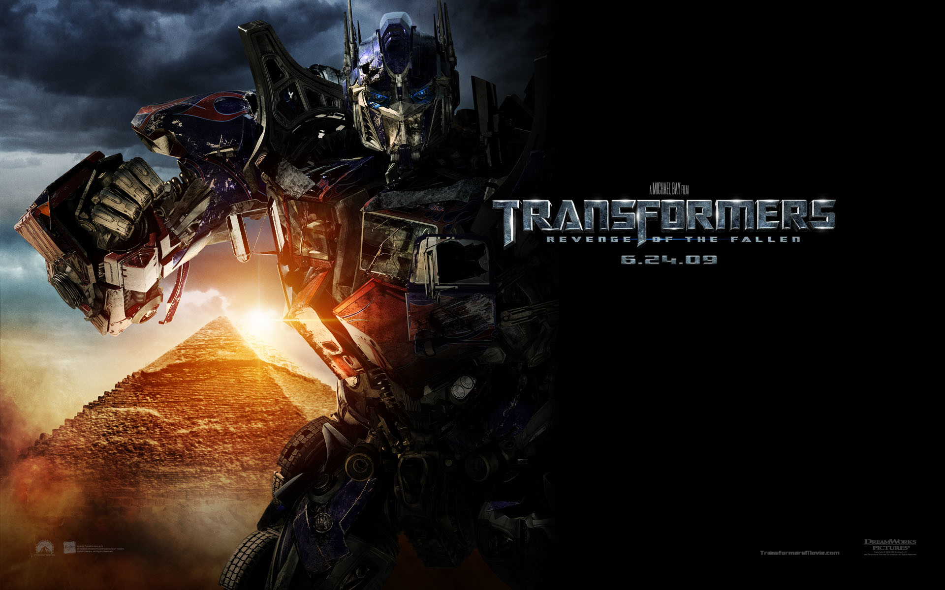 1920x1200 Transformers: Revenge of the Fallen – Optimus Prime wallpaper - Click  picture for high resolution HD wallpaper