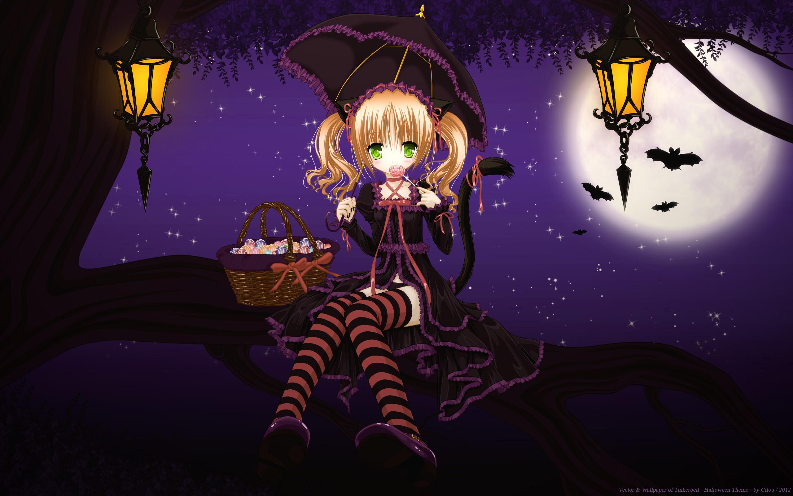 Cute Halloween Vampire Wallpaper (55+ images)