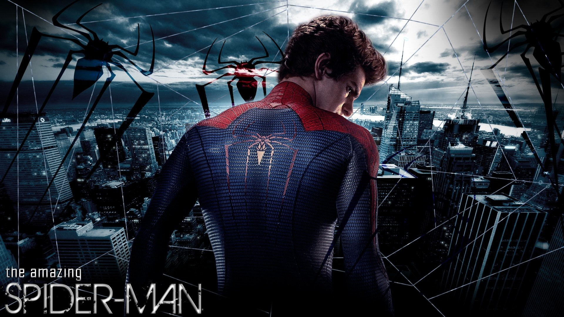 1920x1080 Spider Man Original Black Suit Review Shattered Dimensions