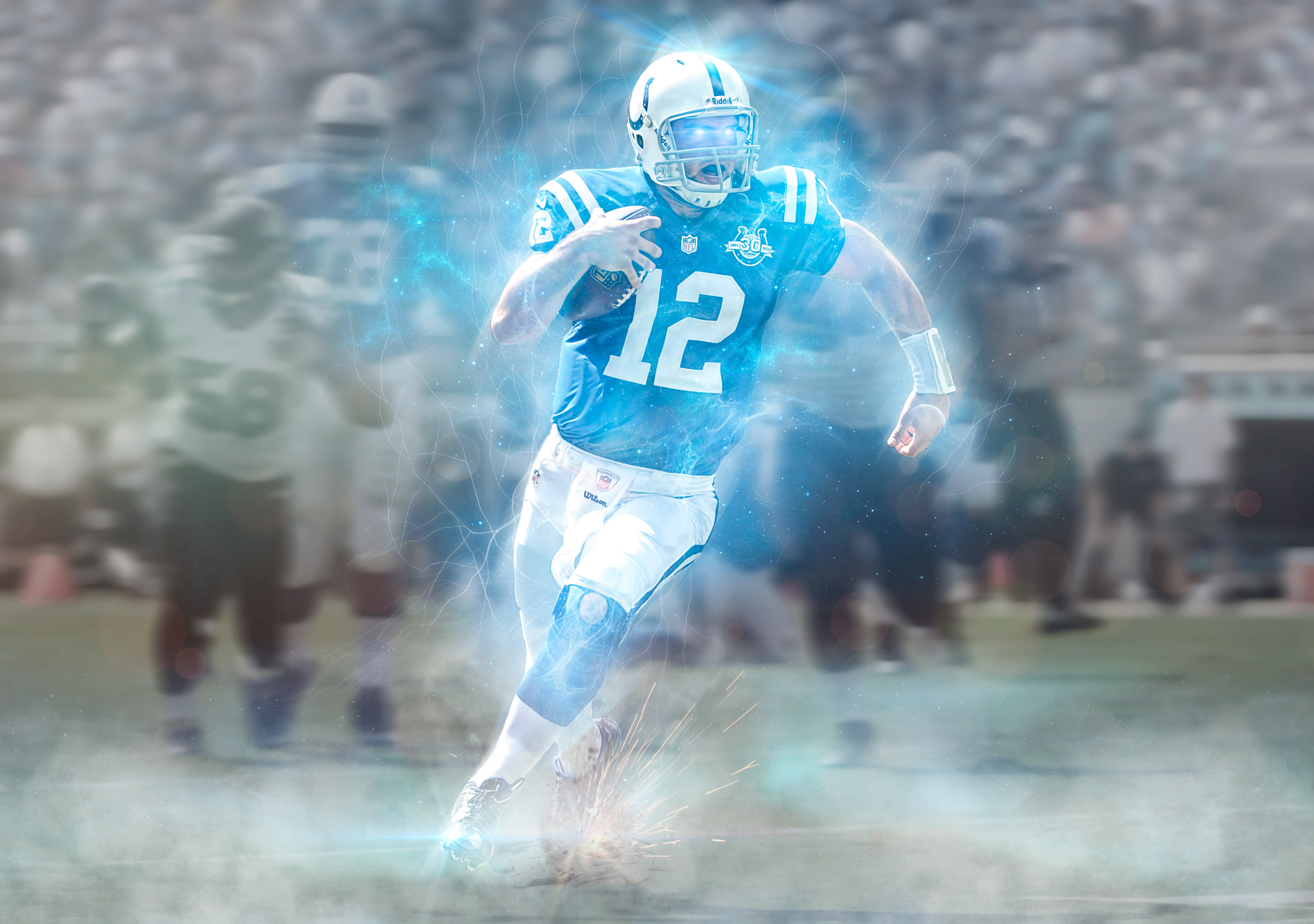 1920x1080 Indianapolis BColts Wallpapers B