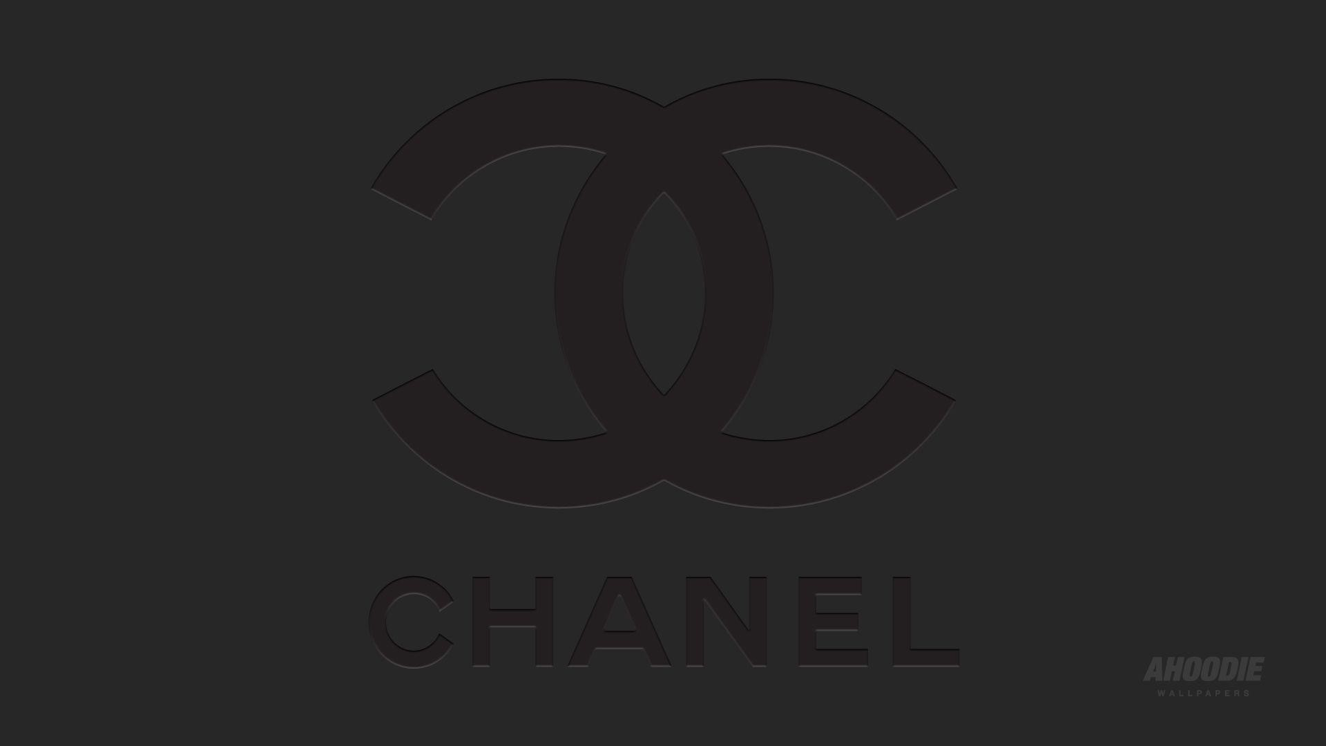 1920x1080 Wallpapers For > Chanel Logo Wallpaper Black
