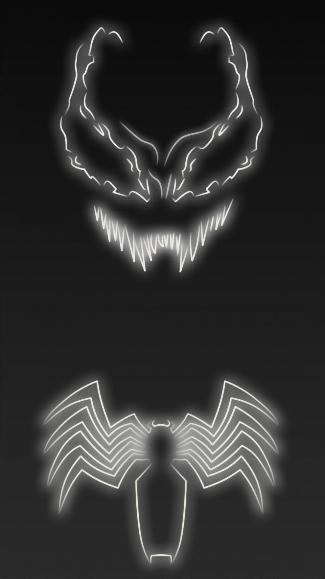 Venom Hd Wallpaper Iphone