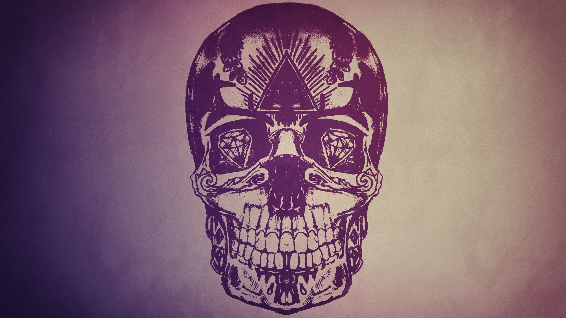 1920x1080 hd pics photos best skull danger 2d printed logo attractive hd quality  desktop background wallpaper