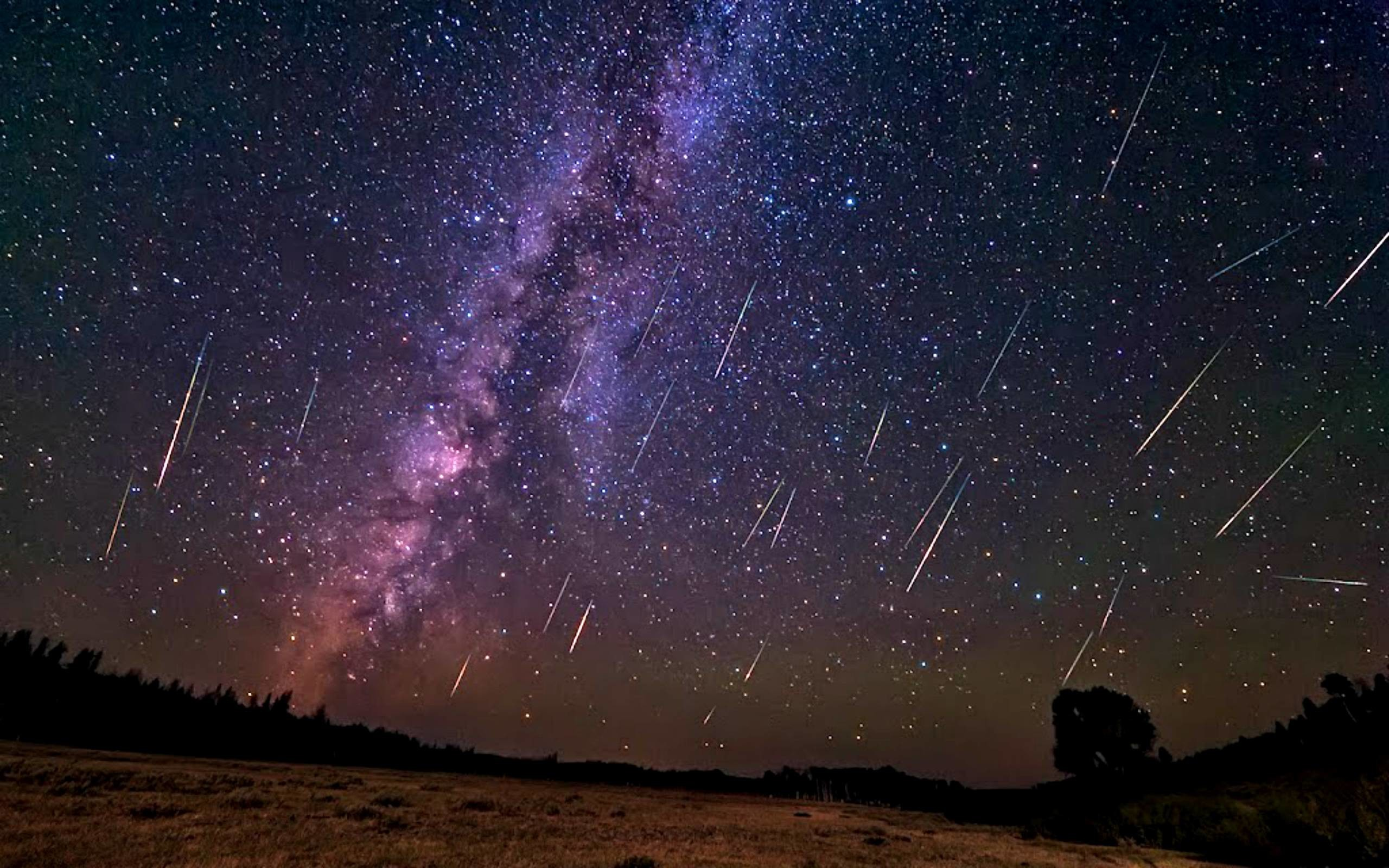 Meteor Shower Wallpapers 63 Images