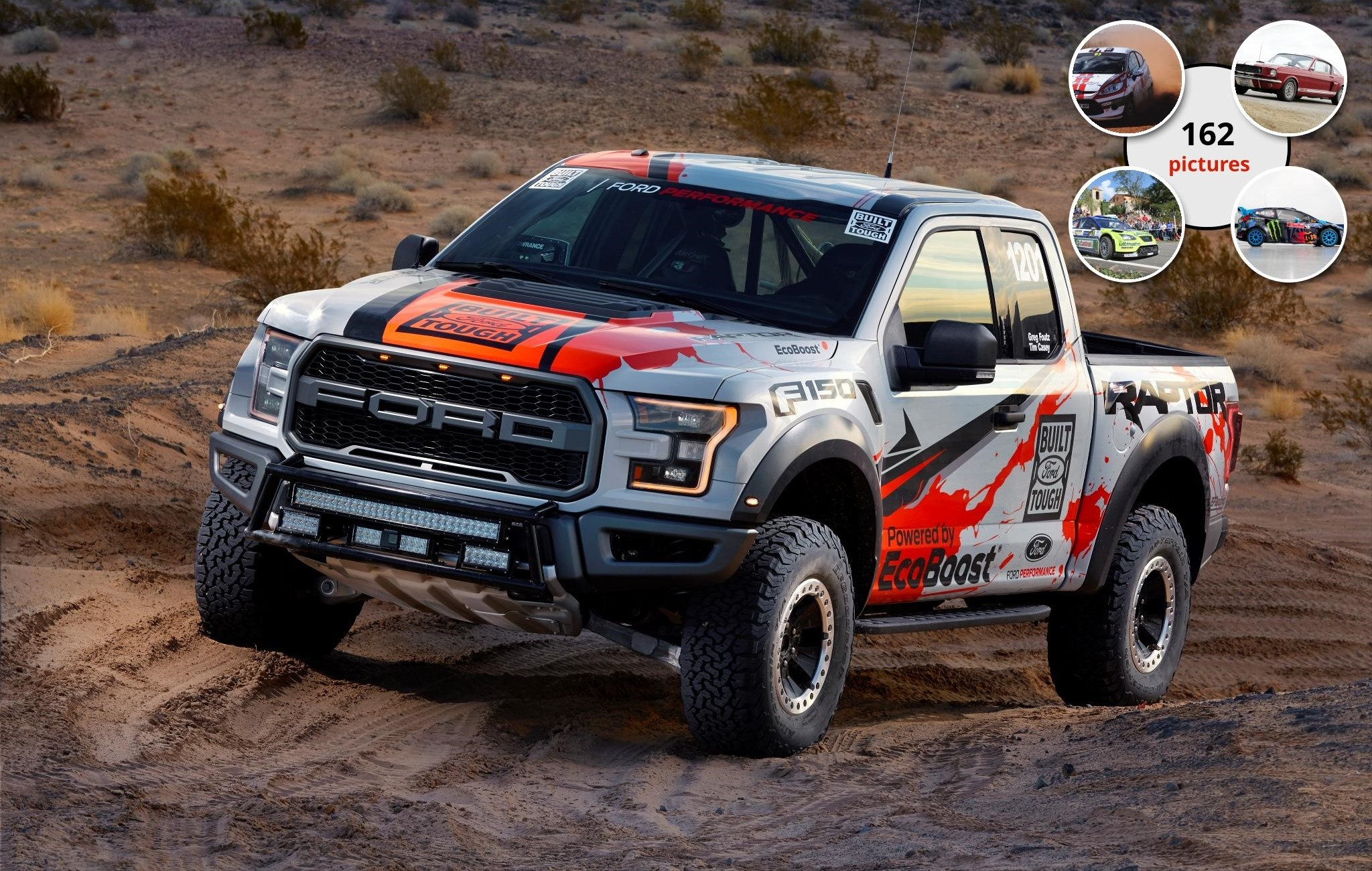 2048x1301 2017 ford f 150 raptor race truck images.