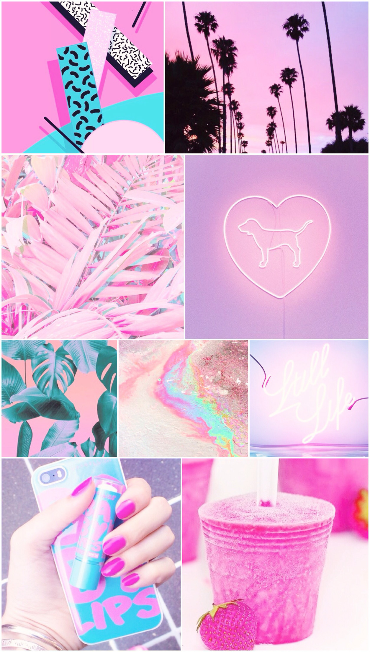 pink girly wallpapers android apps