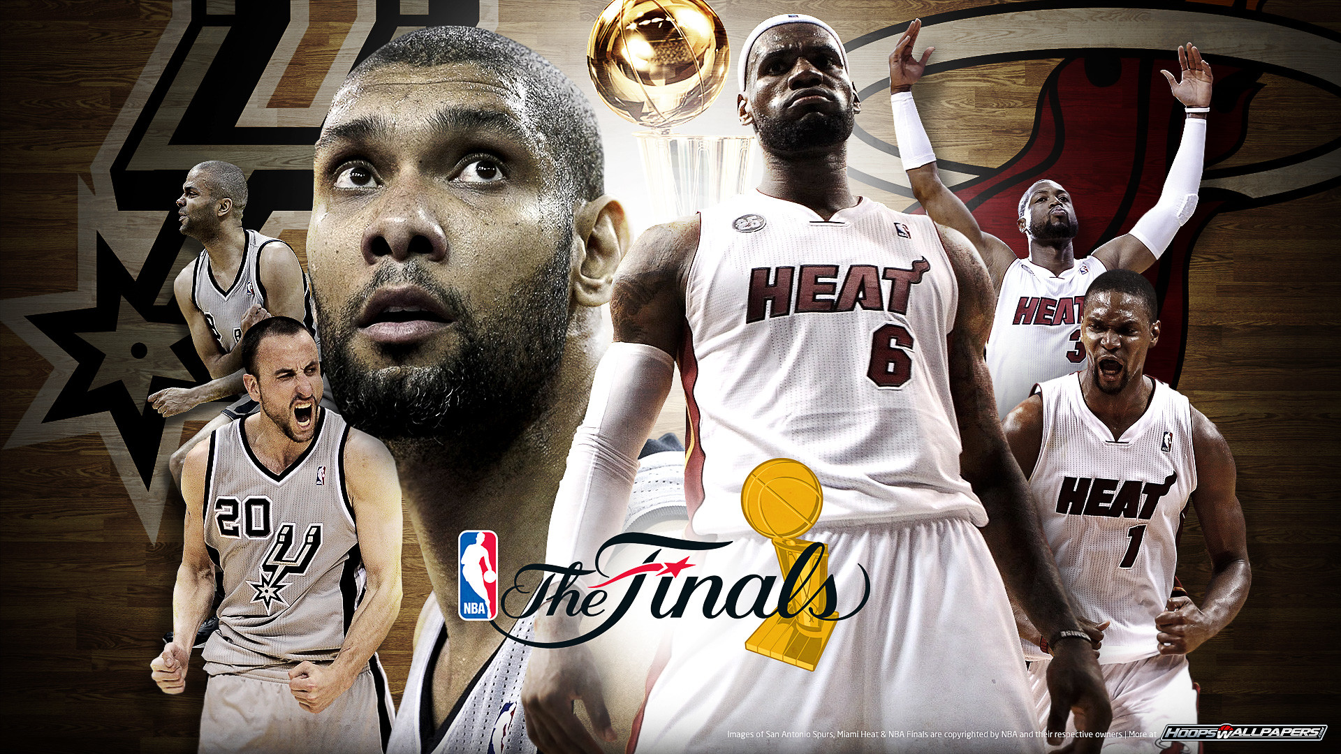 1920x1080 heat spurs wallpaper